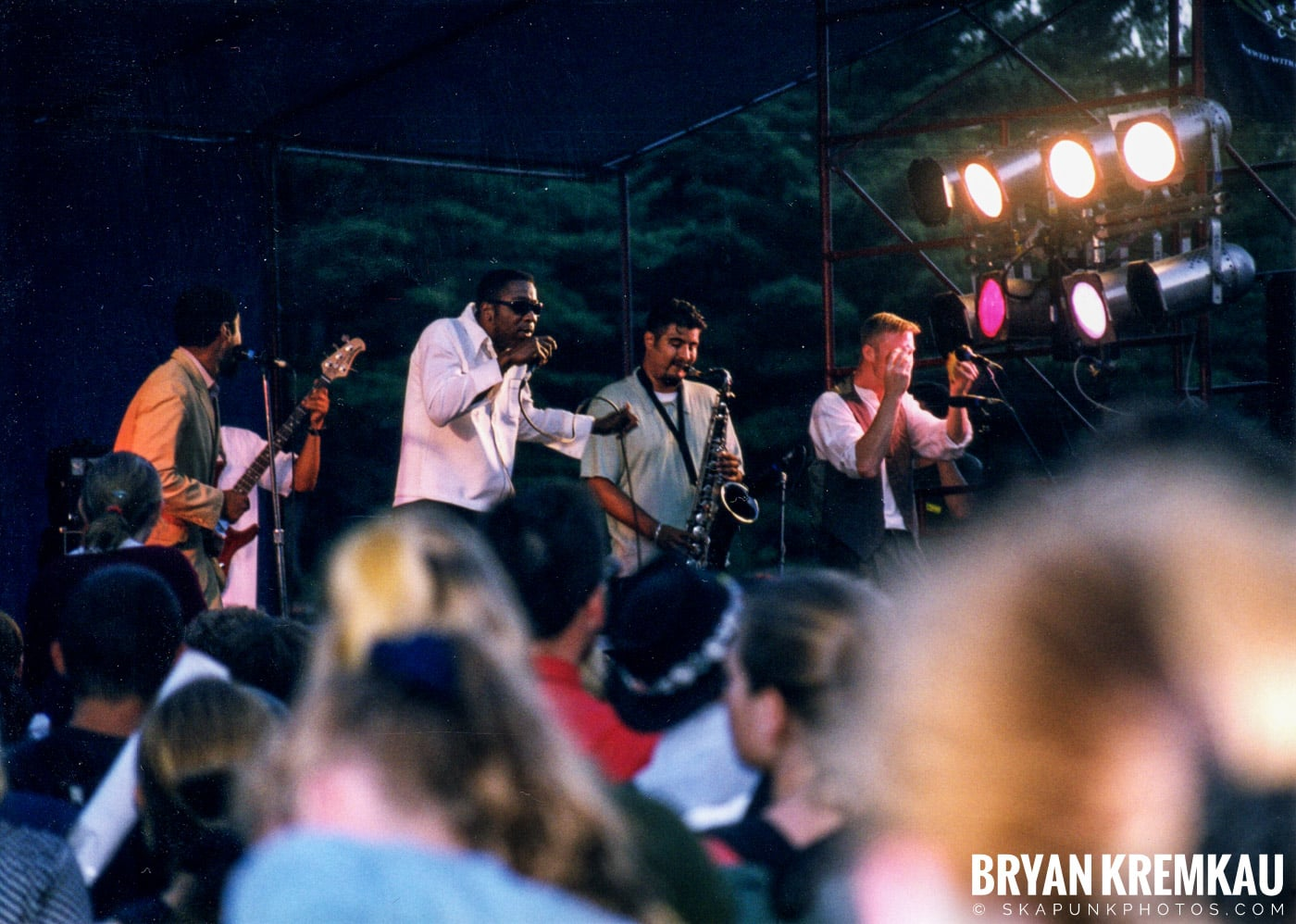 Hepcat @ New England Ska Fest 98, Westford, MA - 8.22.98 (3)