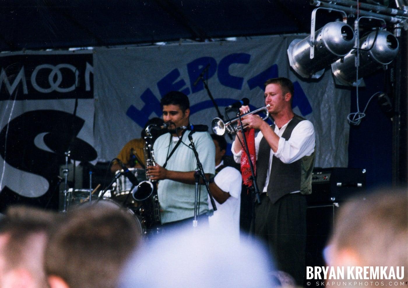 Hepcat @ New England Ska Fest 98, Westford, MA - 8.22.98 (2)