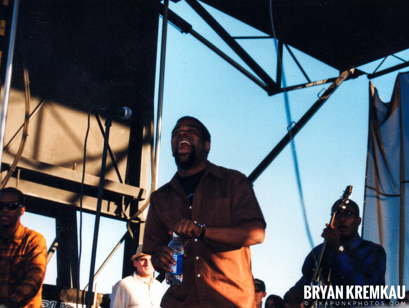 Hepcat @ Vans Warped Tour, Randall's Island, NYC - 8.1.98 (16)