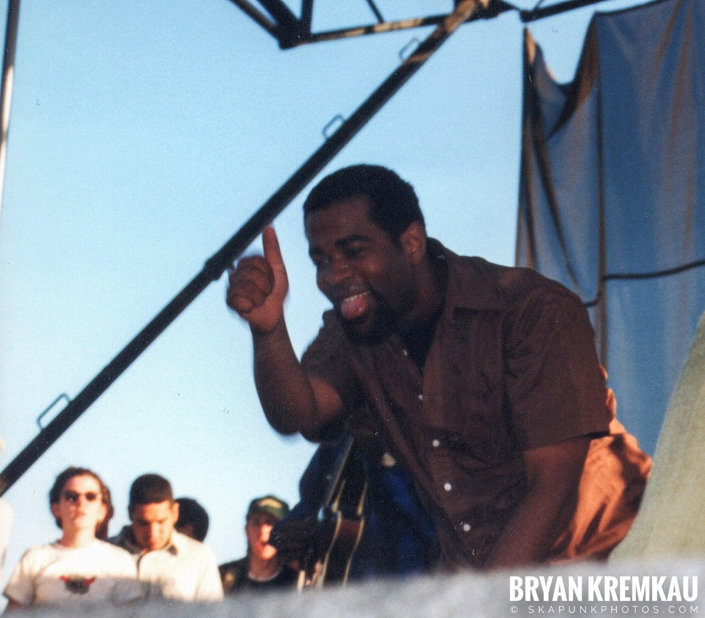 Hepcat @ Vans Warped Tour, Randall's Island, NYC - 8.1.98 (14)