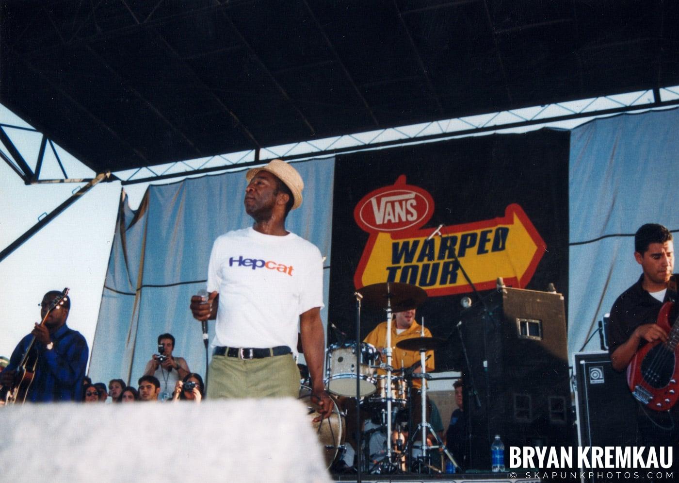Hepcat @ Vans Warped Tour, Randall's Island, NYC - 8.1.98 (13)