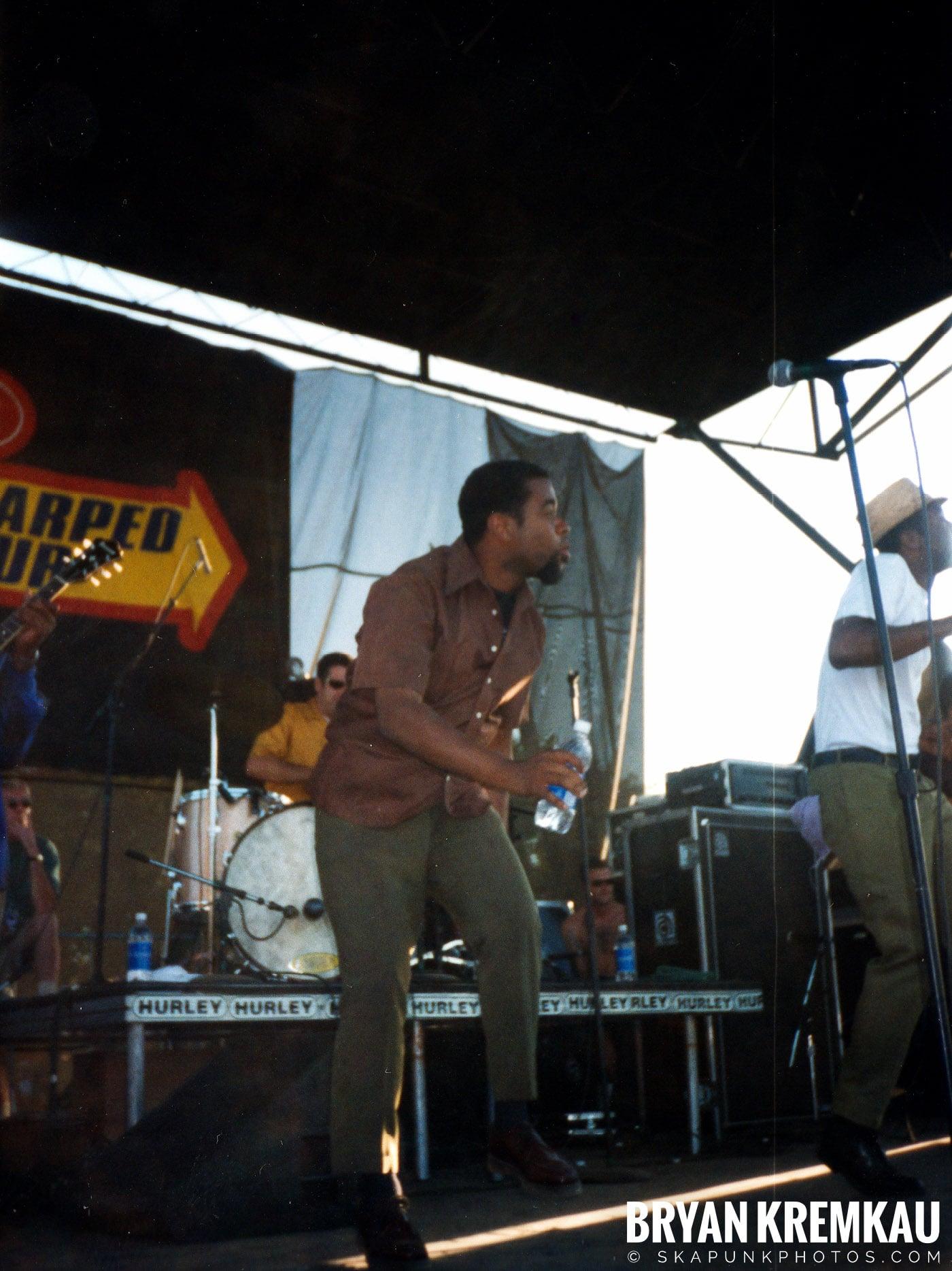 Hepcat @ Vans Warped Tour, Randall's Island, NYC - 8.1.98 (12)