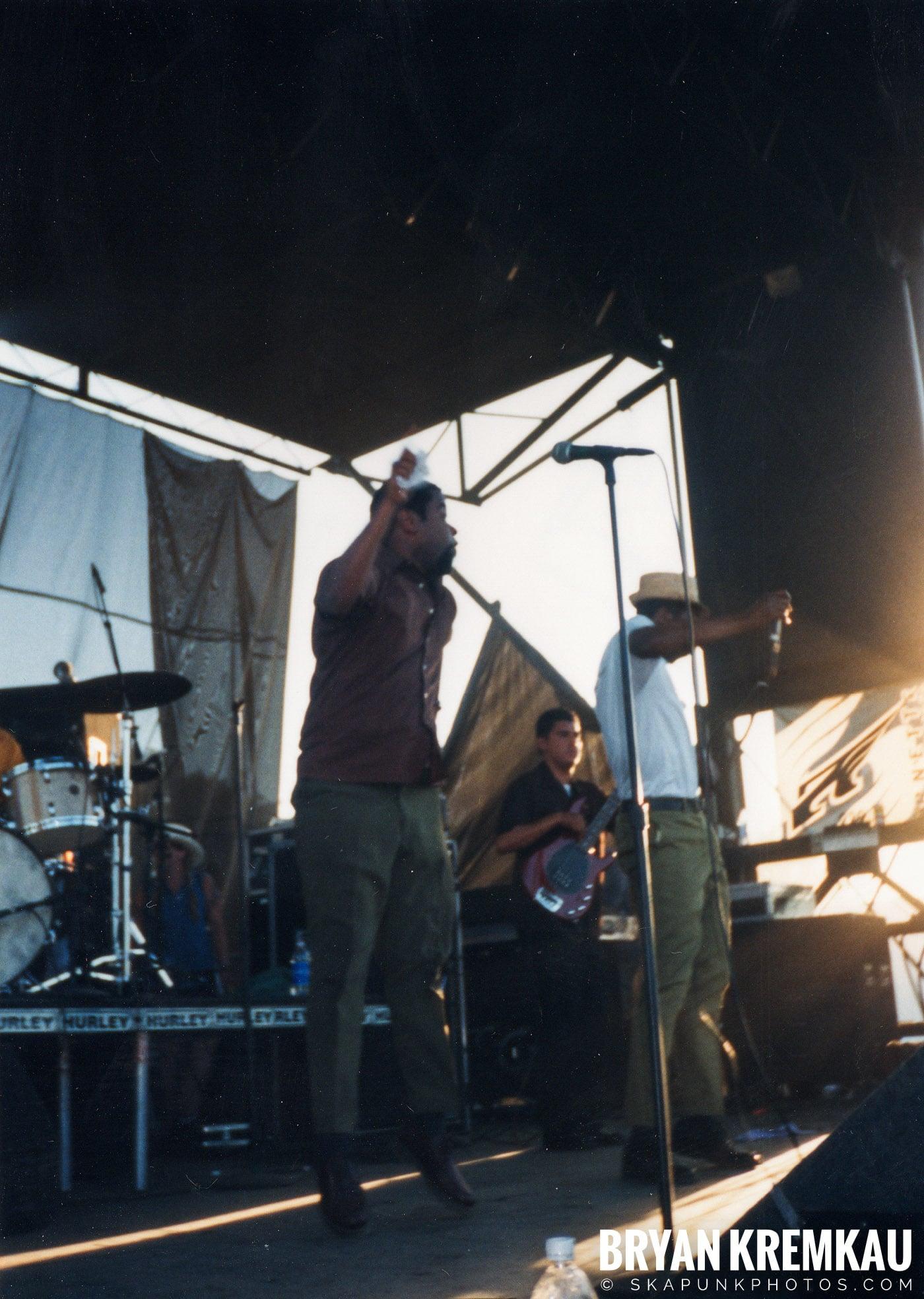 Hepcat @ Vans Warped Tour, Randall's Island, NYC - 8.1.98 (10)