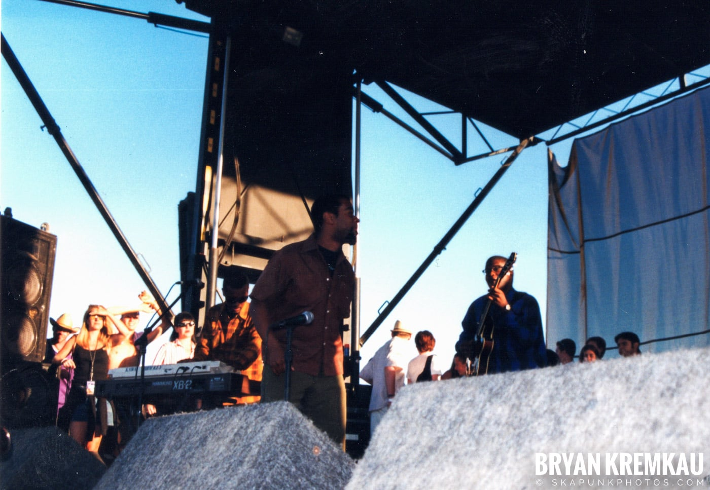 Hepcat @ Vans Warped Tour, Randall's Island, NYC - 8.1.98 (9)