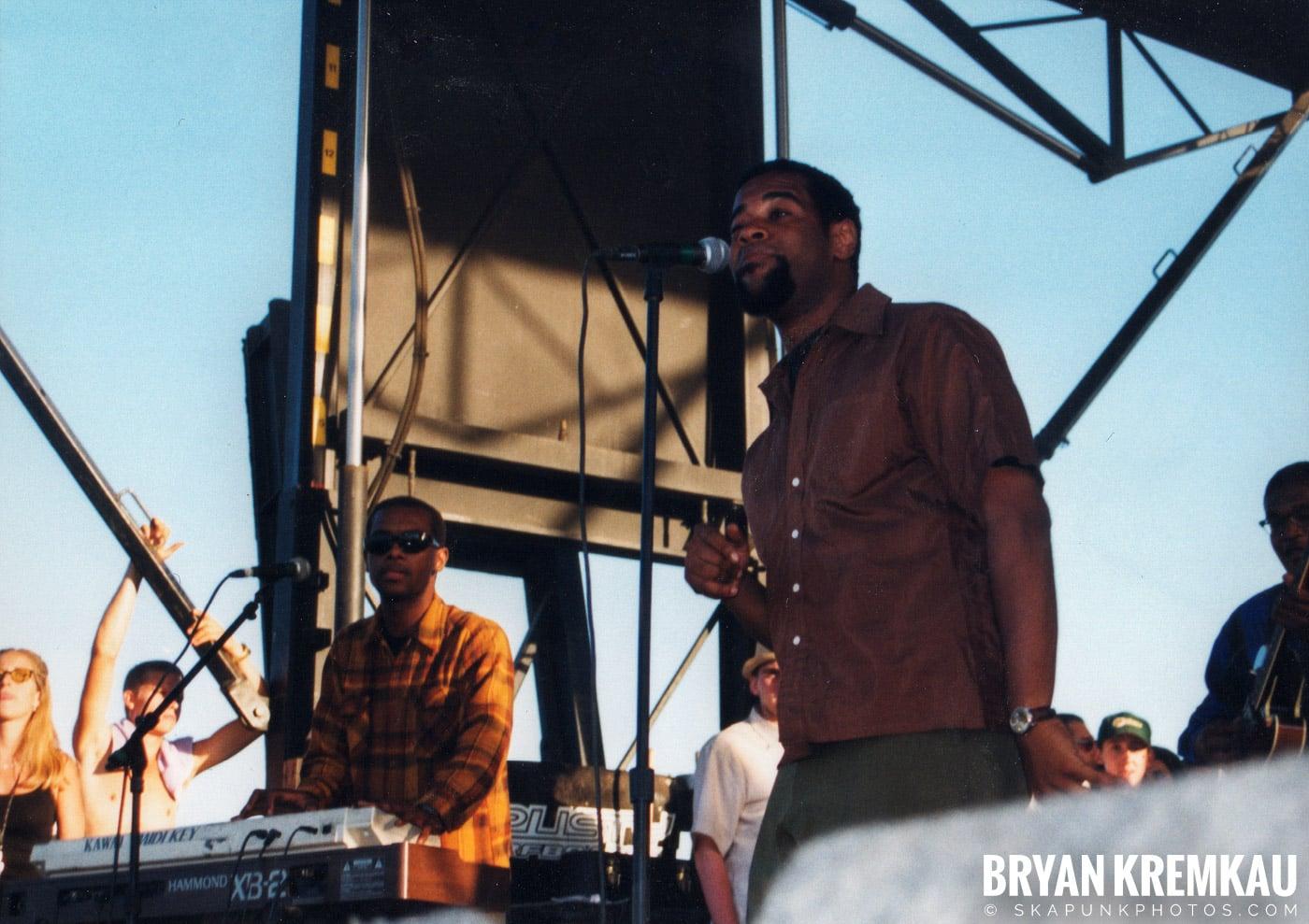 Hepcat @ Vans Warped Tour, Randall's Island, NYC - 8.1.98 (8)