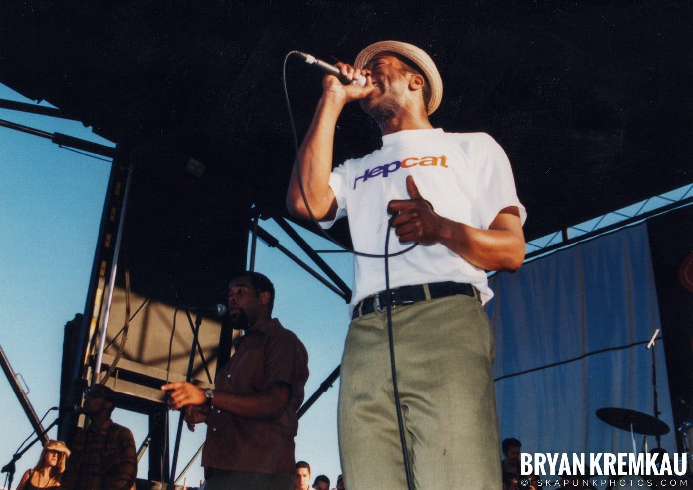 Hepcat @ Vans Warped Tour, Randall's Island, NYC - 8.1.98 (7)