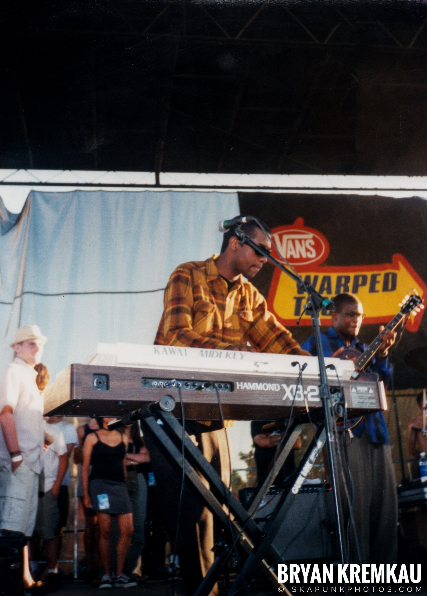 Hepcat @ Vans Warped Tour, Randall's Island, NYC - 8.1.98 (6)