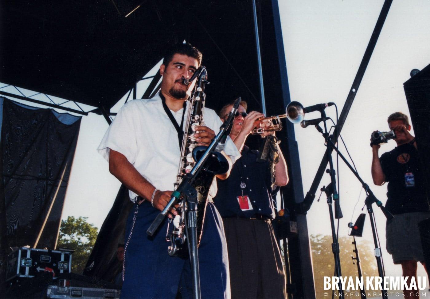 Hepcat @ Vans Warped Tour, Randall's Island, NYC - 8.1.98 (5)