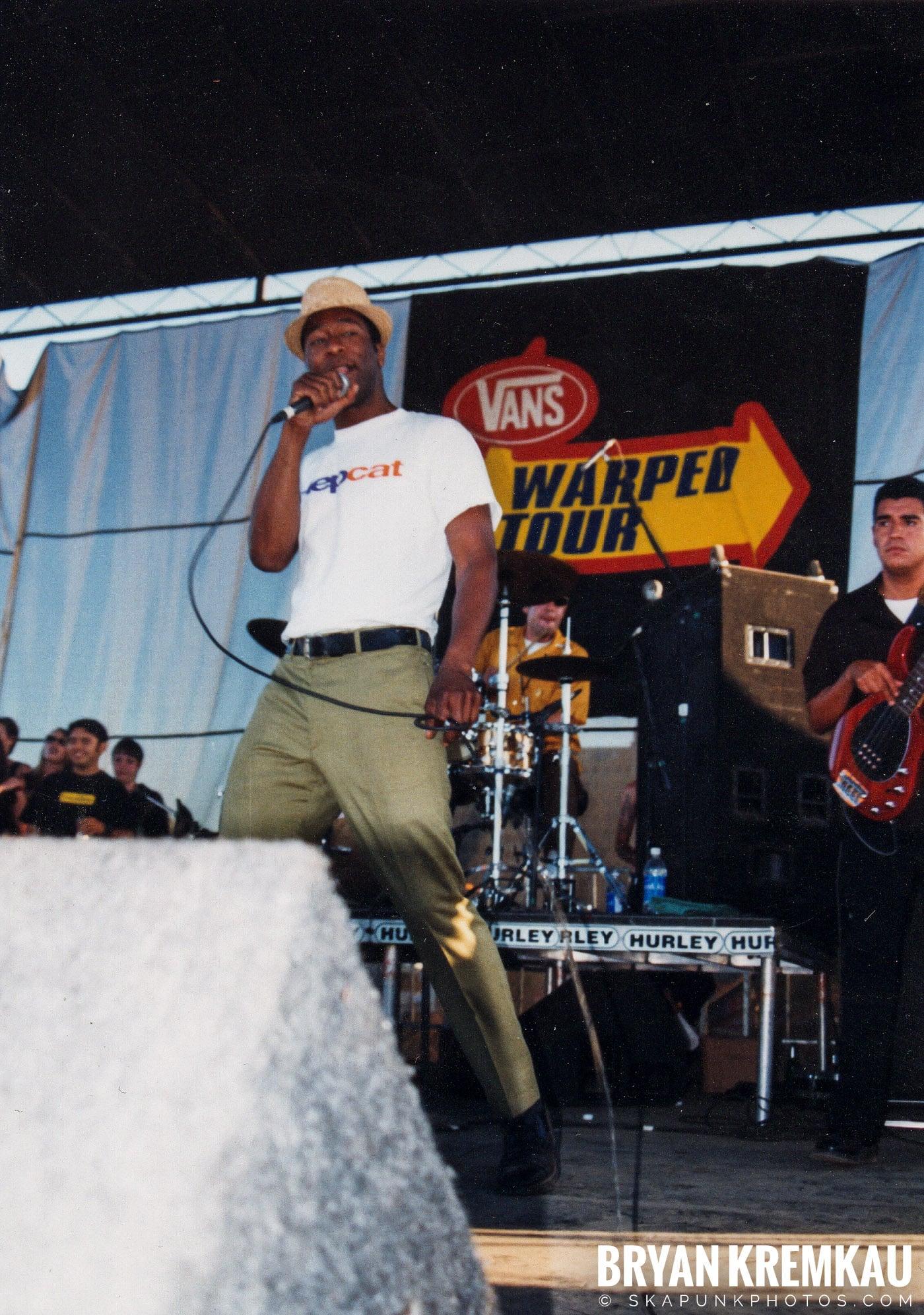 Hepcat @ Vans Warped Tour, Randall's Island, NYC - 8.1.98 (4)