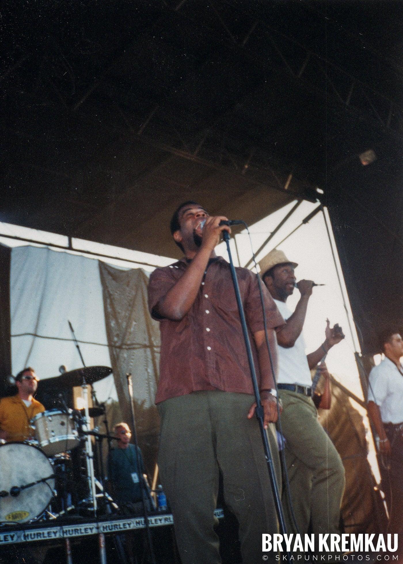 Hepcat @ Vans Warped Tour, Randall's Island, NYC - 8.1.98 (3)