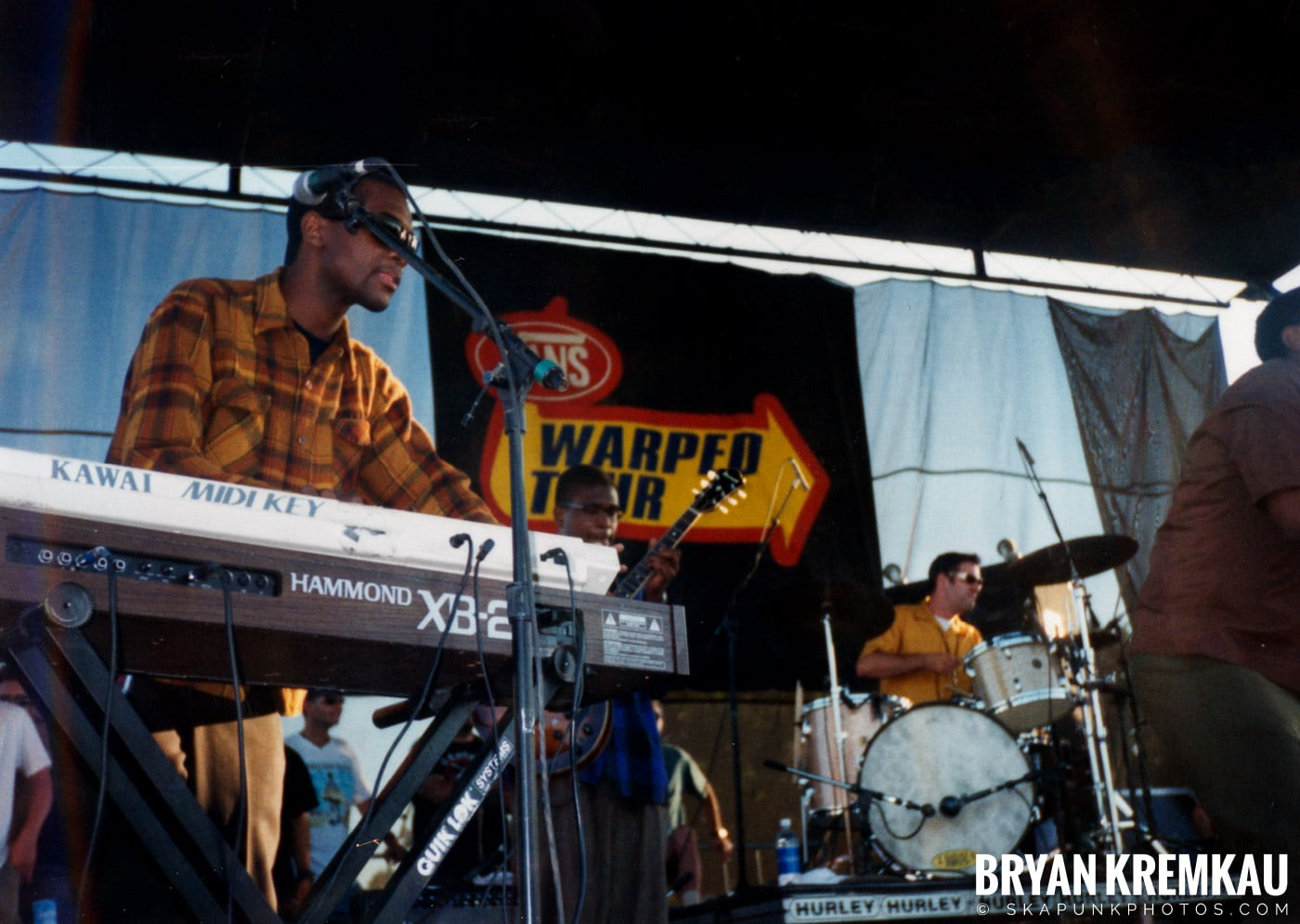 Hepcat @ Vans Warped Tour, Randall's Island, NYC - 8.1.98 (2)