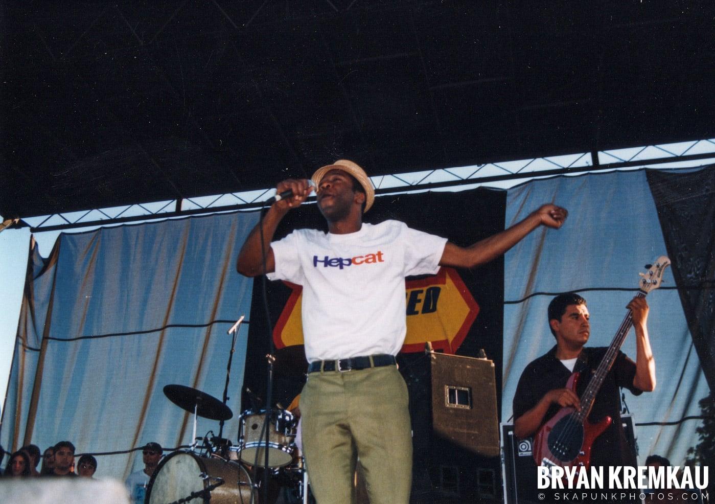 Hepcat @ Vans Warped Tour, Randall's Island, NYC - 8.1.98 (1)
