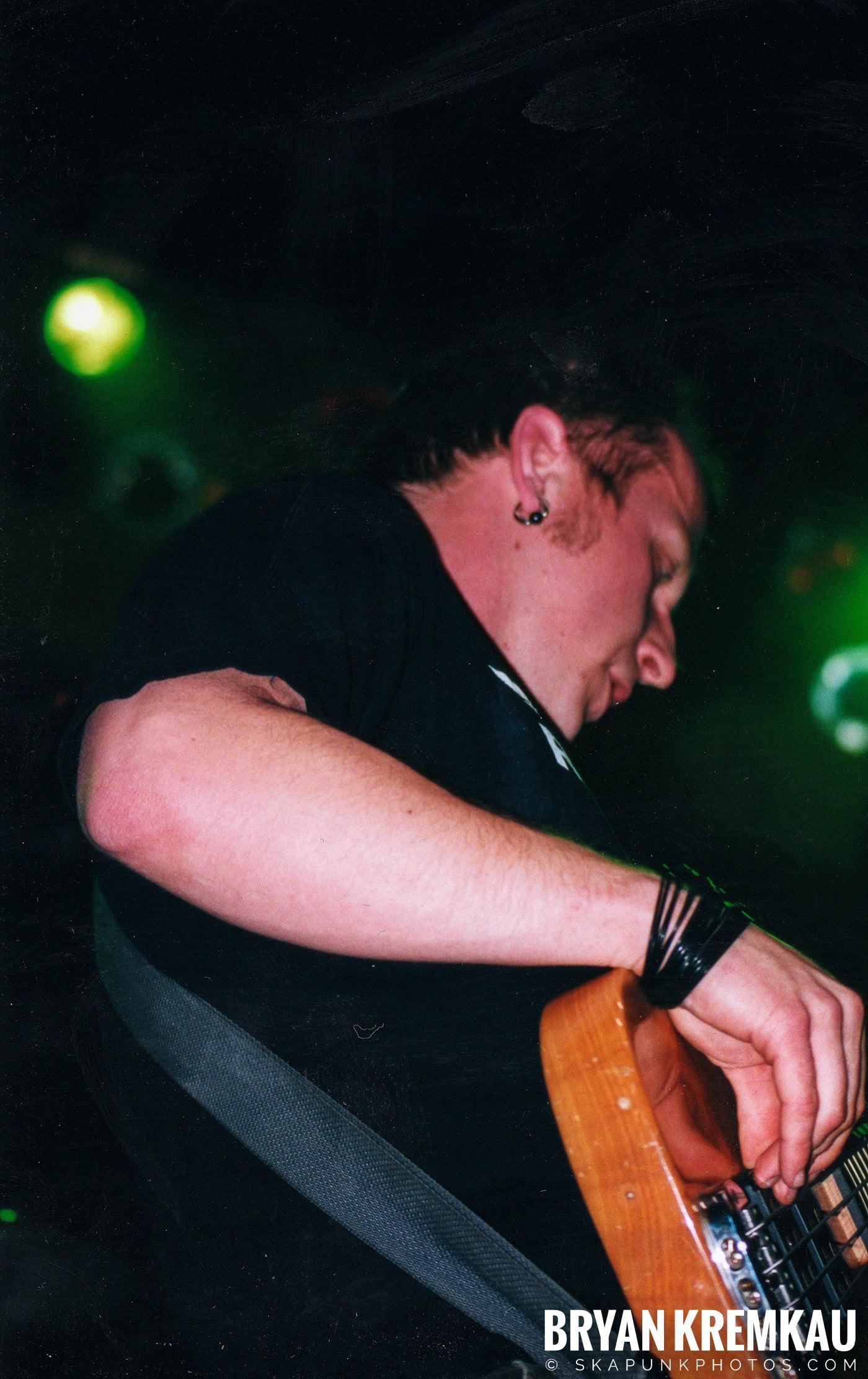 Hot Water Music @ Roseland, NYC - 3.12.02 (13)