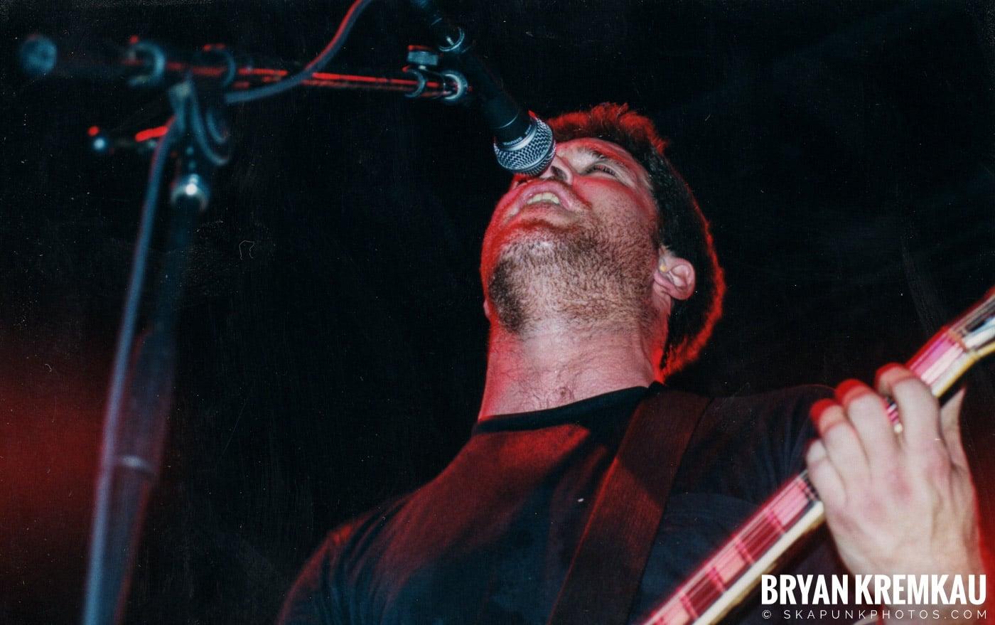 Hot Water Music @ Roseland, NYC - 3.12.02 (10)