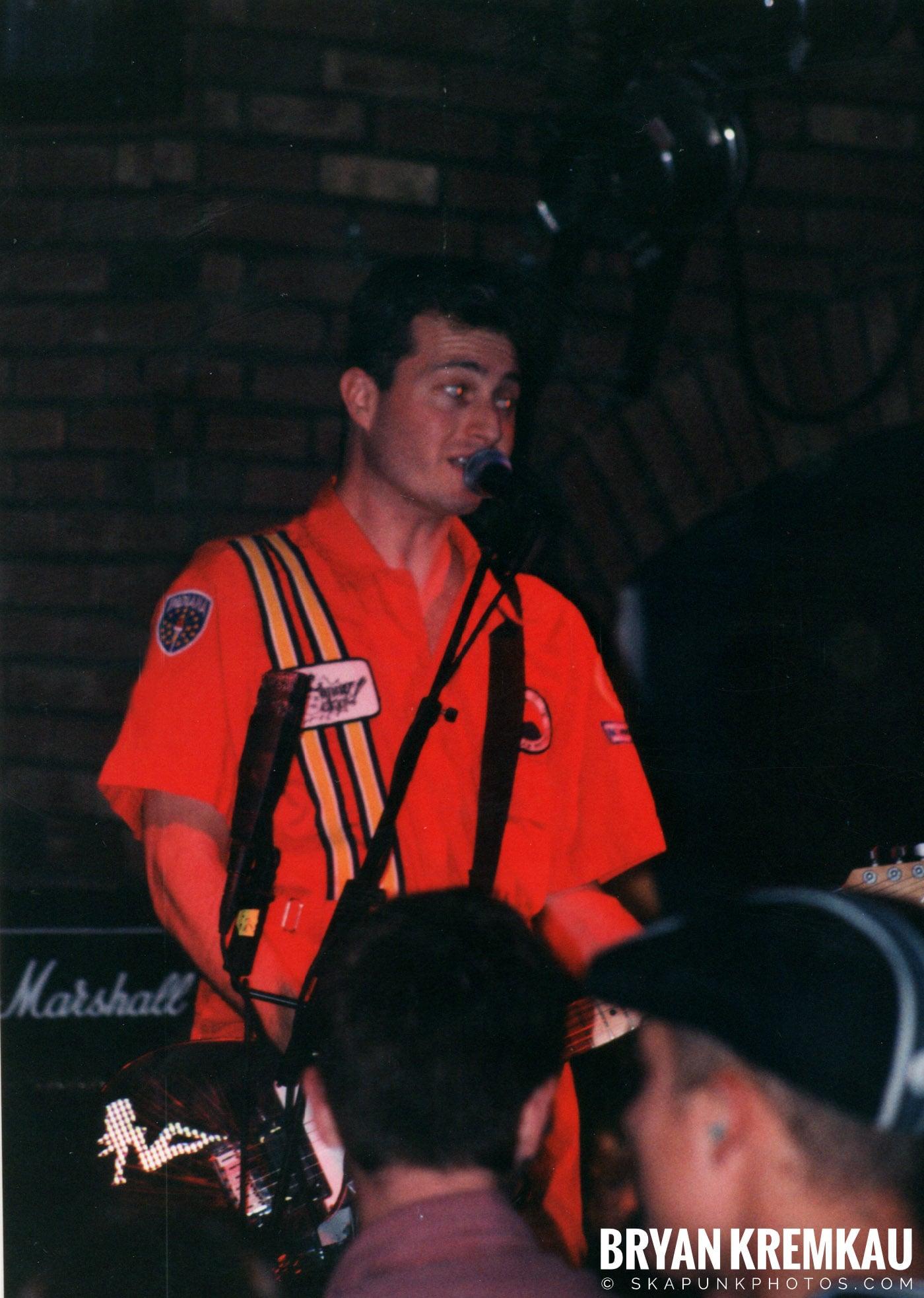 Johnny Socko @ Wetlands, NYC - 10.11.98 (13)