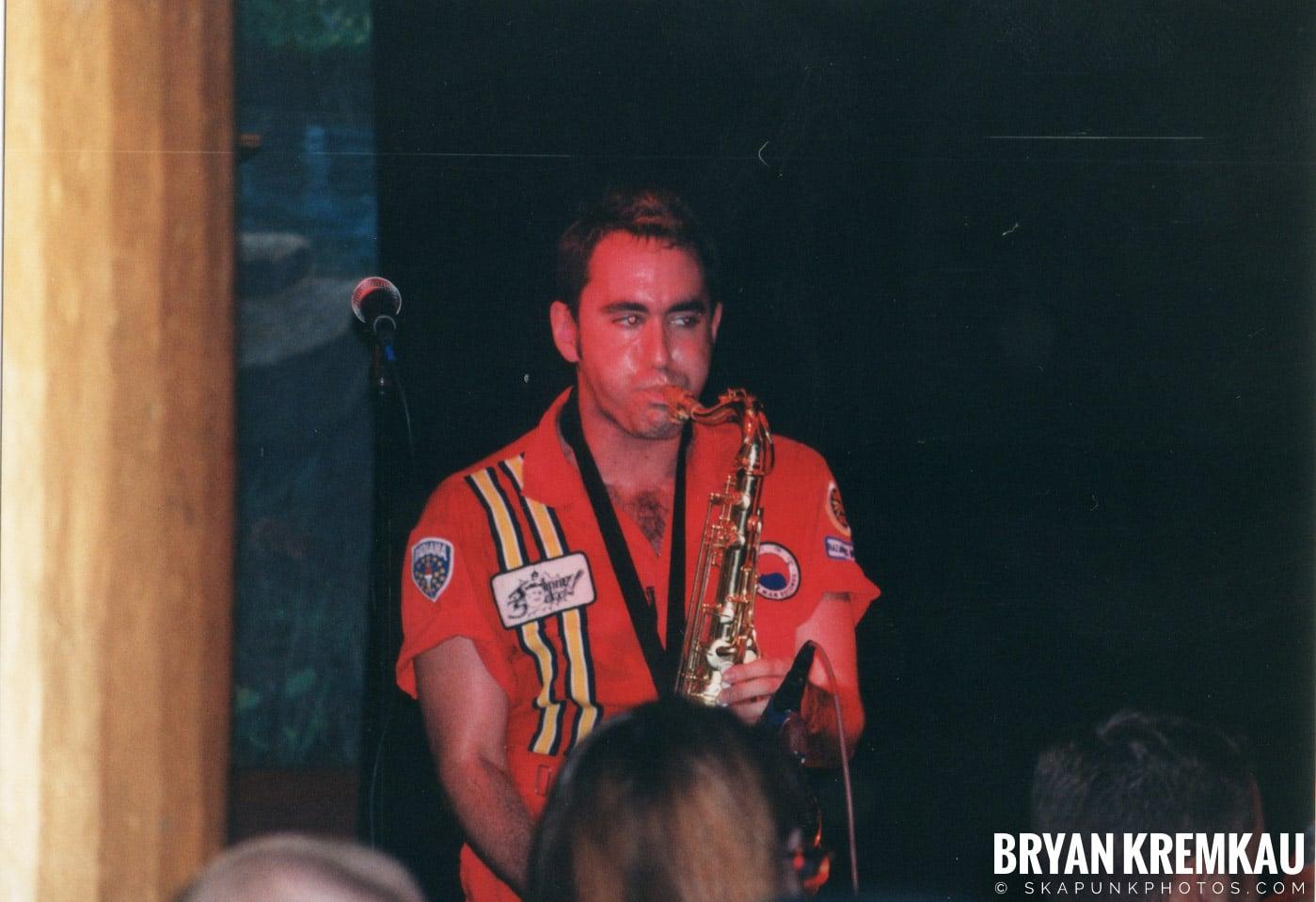 Johnny Socko @ Wetlands, NYC - 10.11.98 (12)