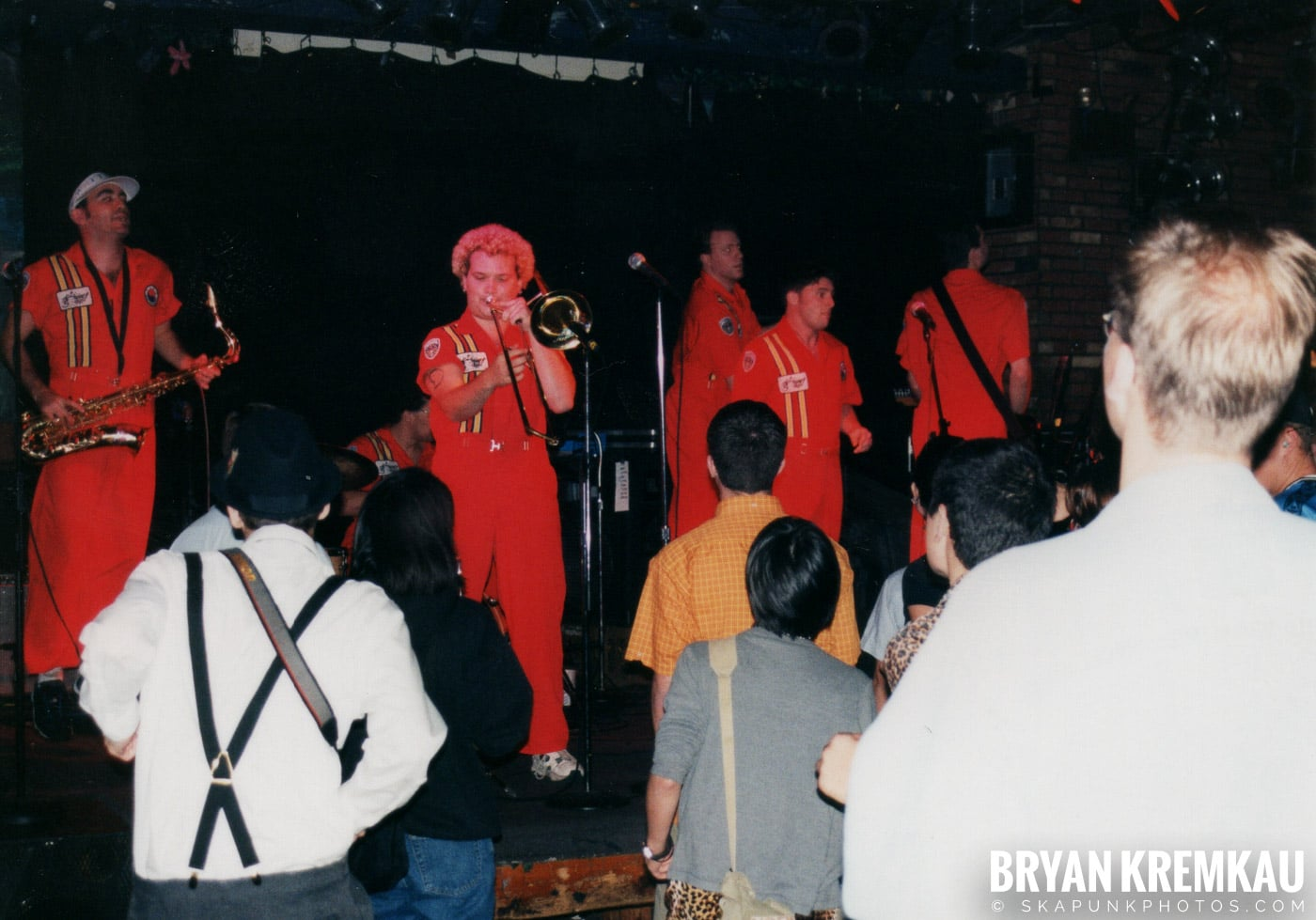 Johnny Socko @ Wetlands, NYC - 10.11.98 (5)