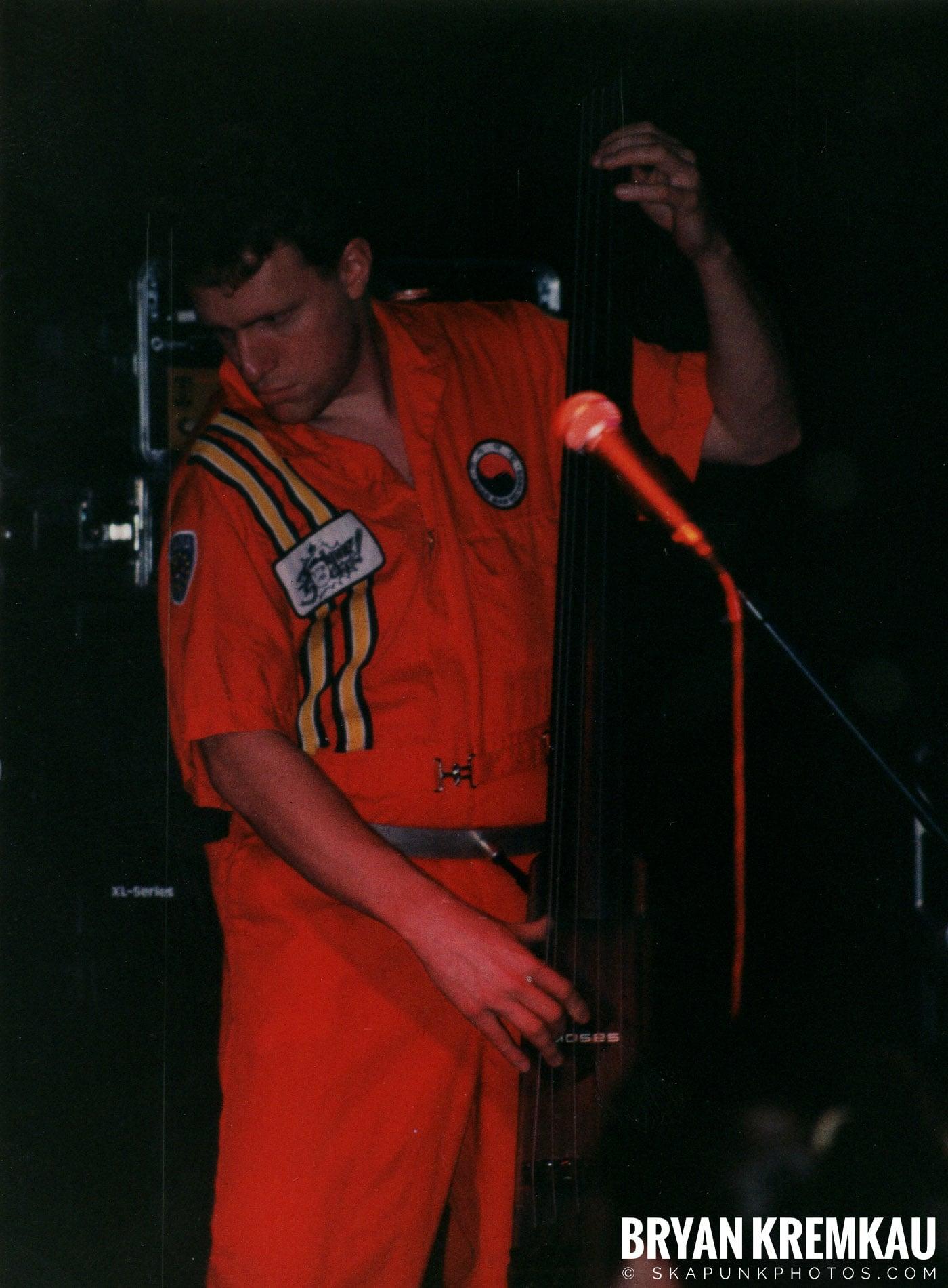Johnny Socko @ Wetlands, NYC - 10.11.98 (3)