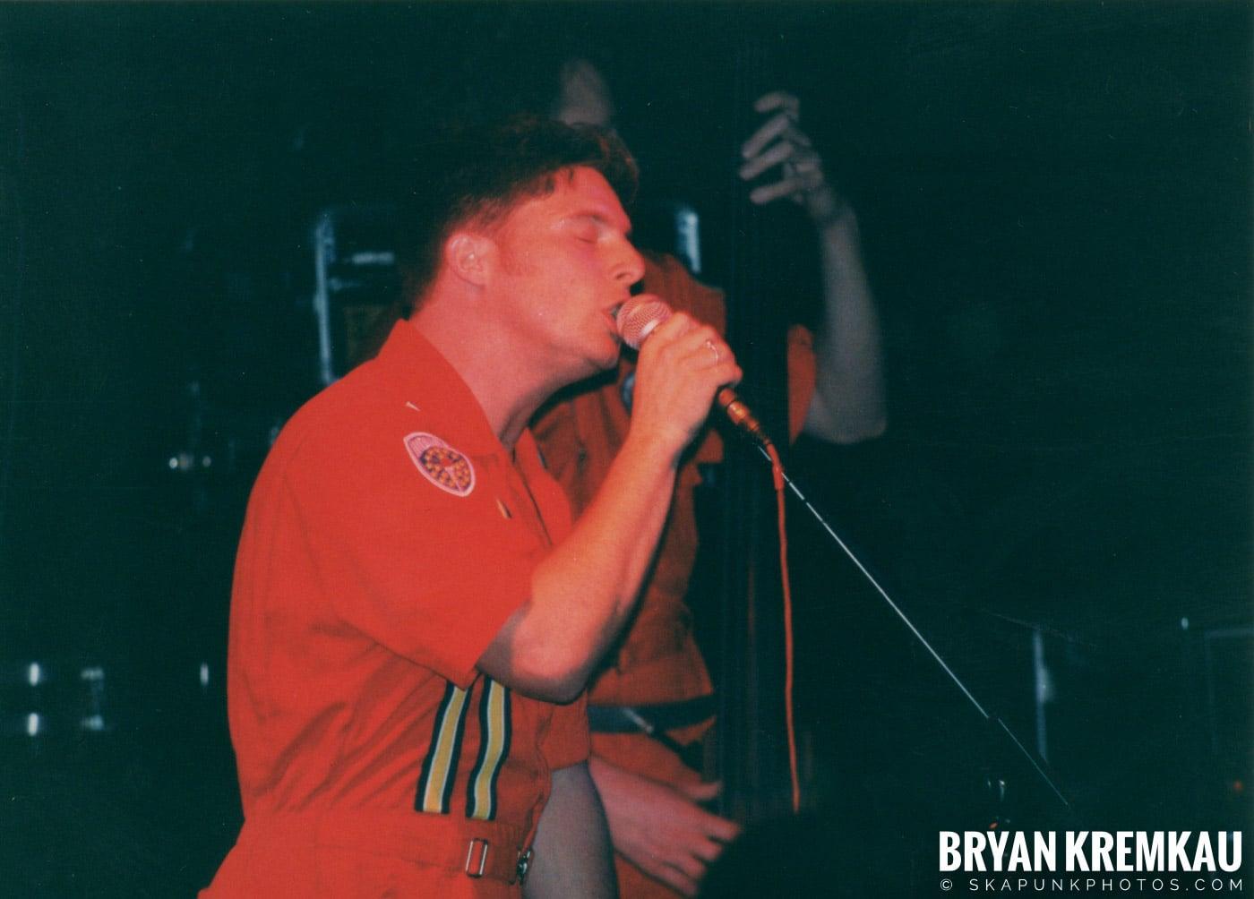 Johnny Socko @ Wetlands, NYC - 10.11.98 (2)