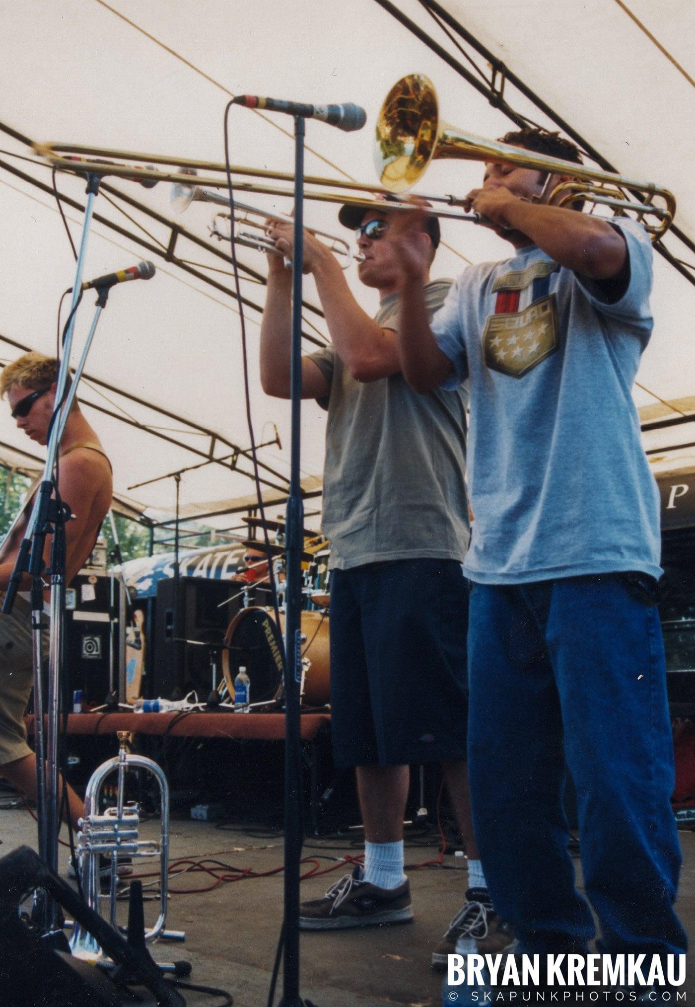 Mad Caddies @ Vans Warped Tour, Randall's Island, NYC - 8.1.98 (9)