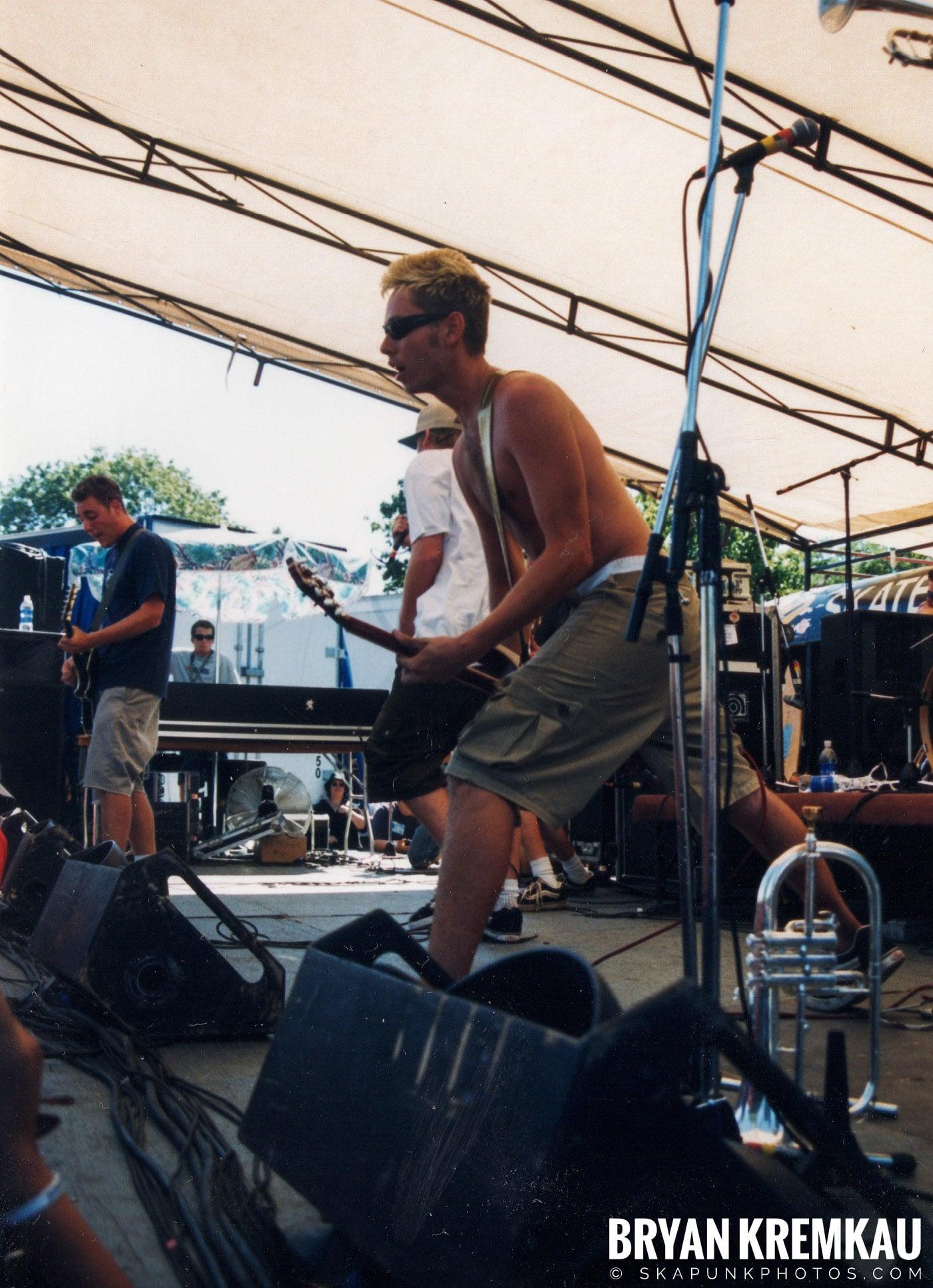 Mad Caddies @ Vans Warped Tour, Randall's Island, NYC - 8.1.98 (3)