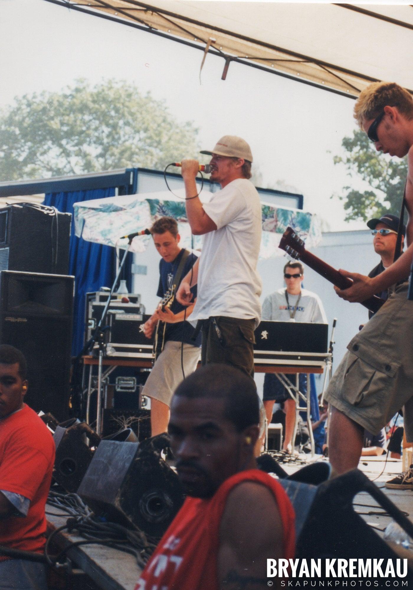 Mad Caddies @ Vans Warped Tour, Randall's Island, NYC - 8.1.98 (1)