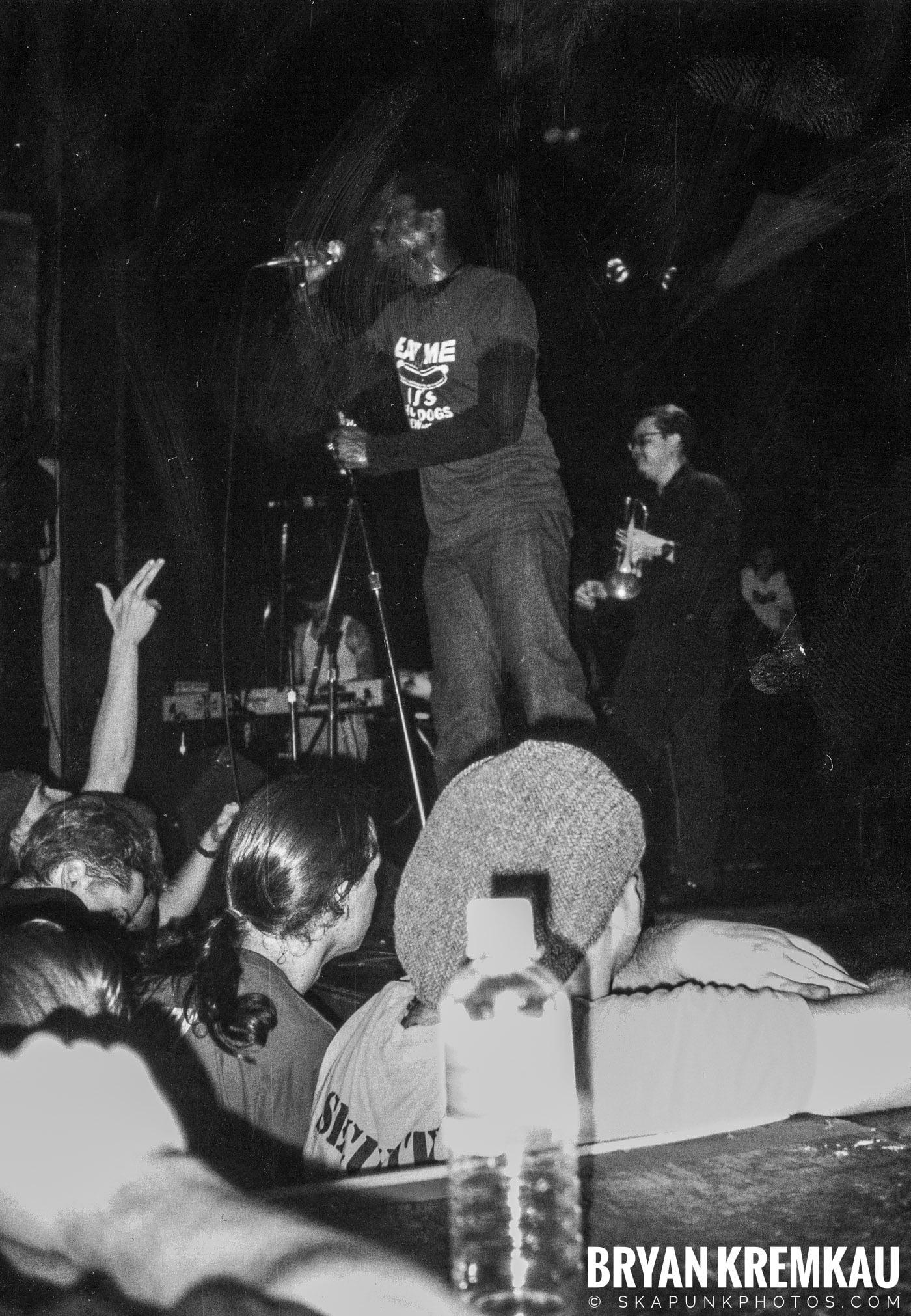 Mephiskapheles @ The Chance, Poughkeepsie, NY - 1998 (16)
