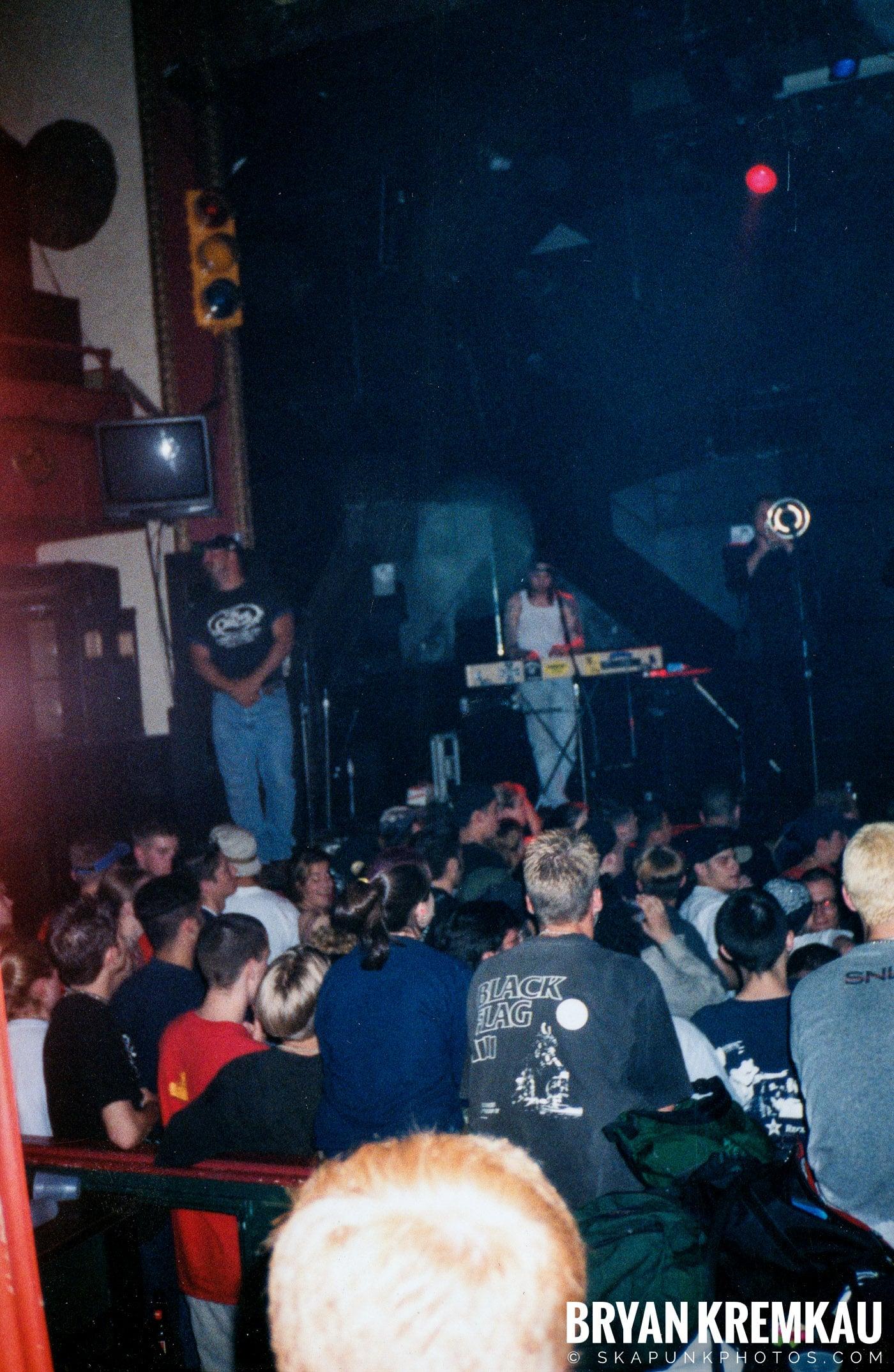 Mephiskapheles @ The Chance, Poughkeepsie, NY - 1998 (12)