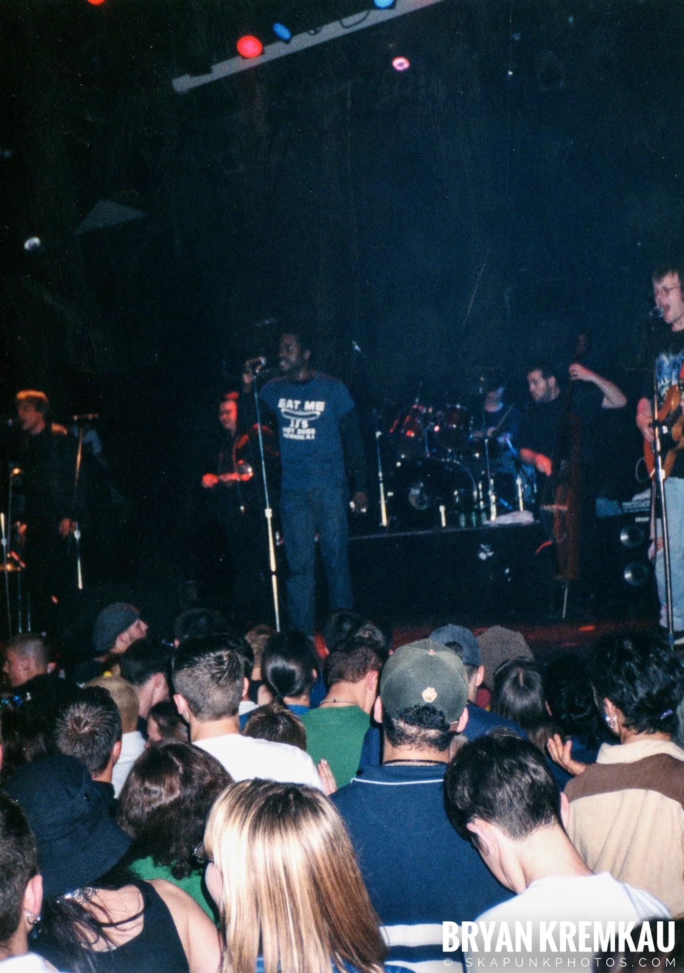 Mephiskapheles @ The Chance, Poughkeepsie, NY - 1998 (8)