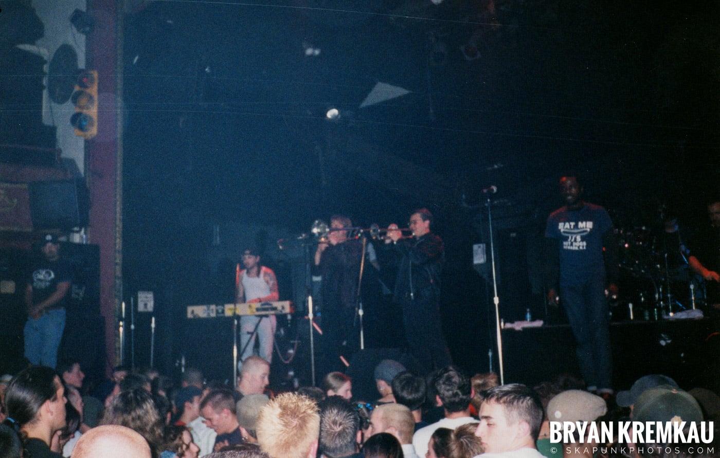 Mephiskapheles @ The Chance, Poughkeepsie, NY - 1998 (6)