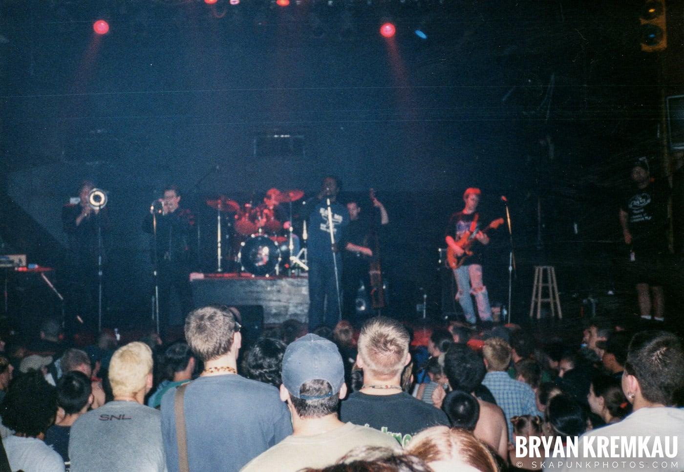 Mephiskapheles @ The Chance, Poughkeepsie, NY - 1998 (5)