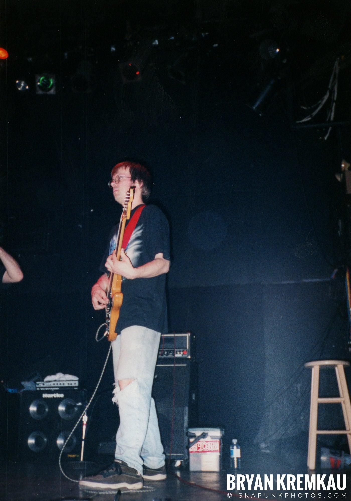 Mephiskapheles @ The Chance, Poughkeepsie, NY - 1998 (4)