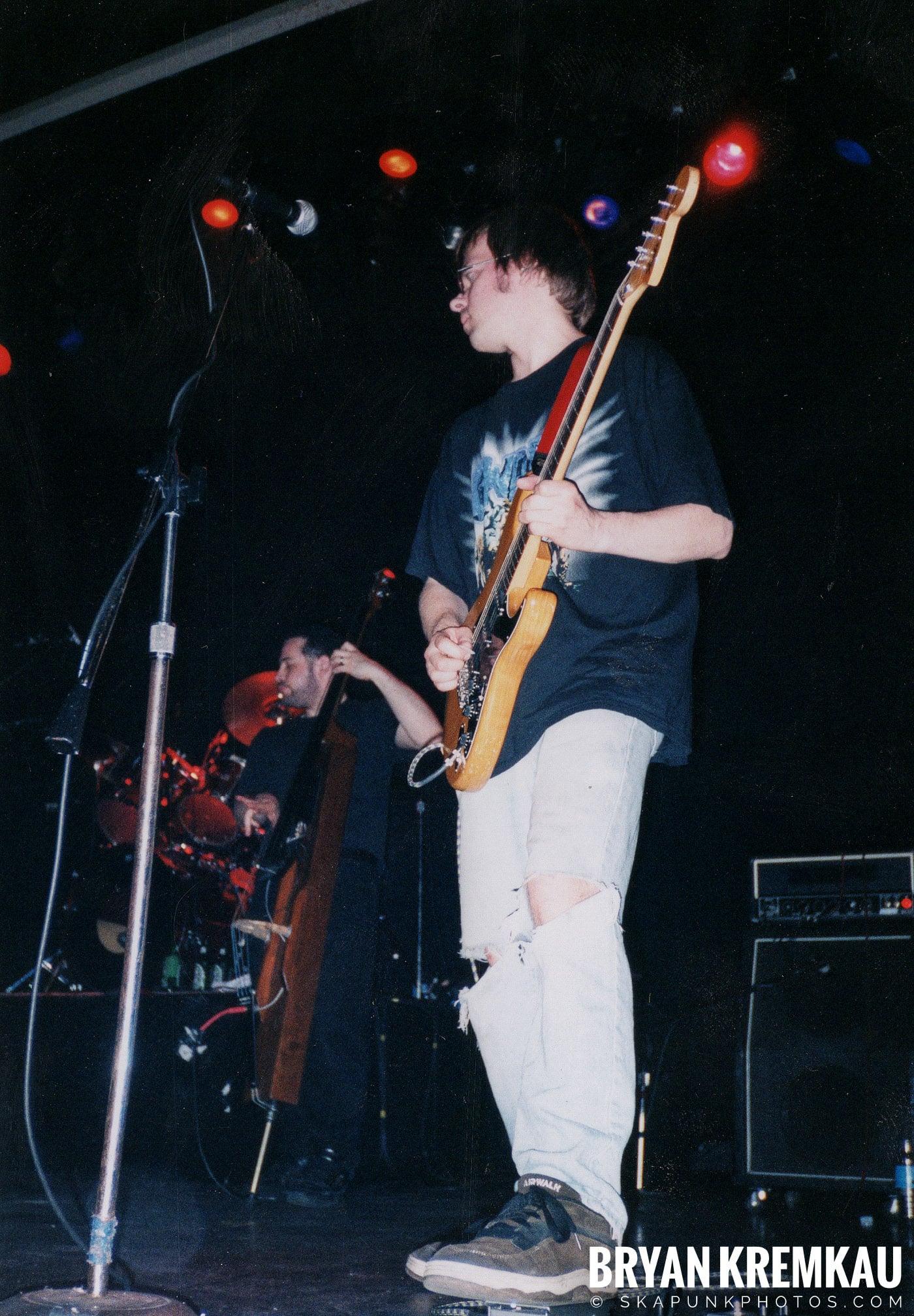 Mephiskapheles @ The Chance, Poughkeepsie, NY - 1998 (1)