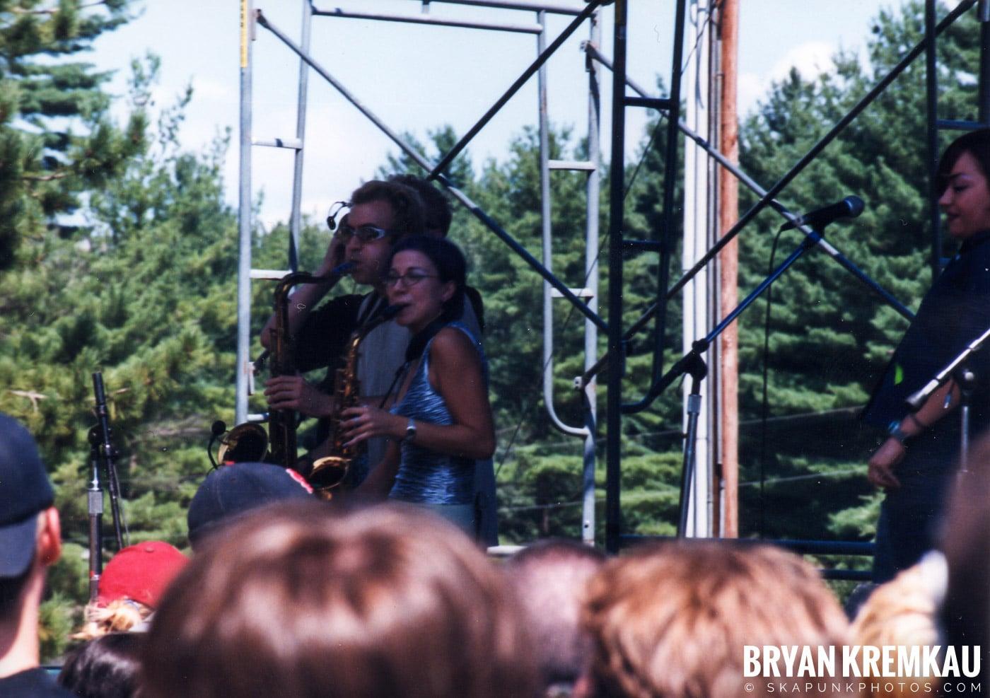 Metro Stylee @ New England Ska Fest 98, Westford, MA - 8.22.98 (2)