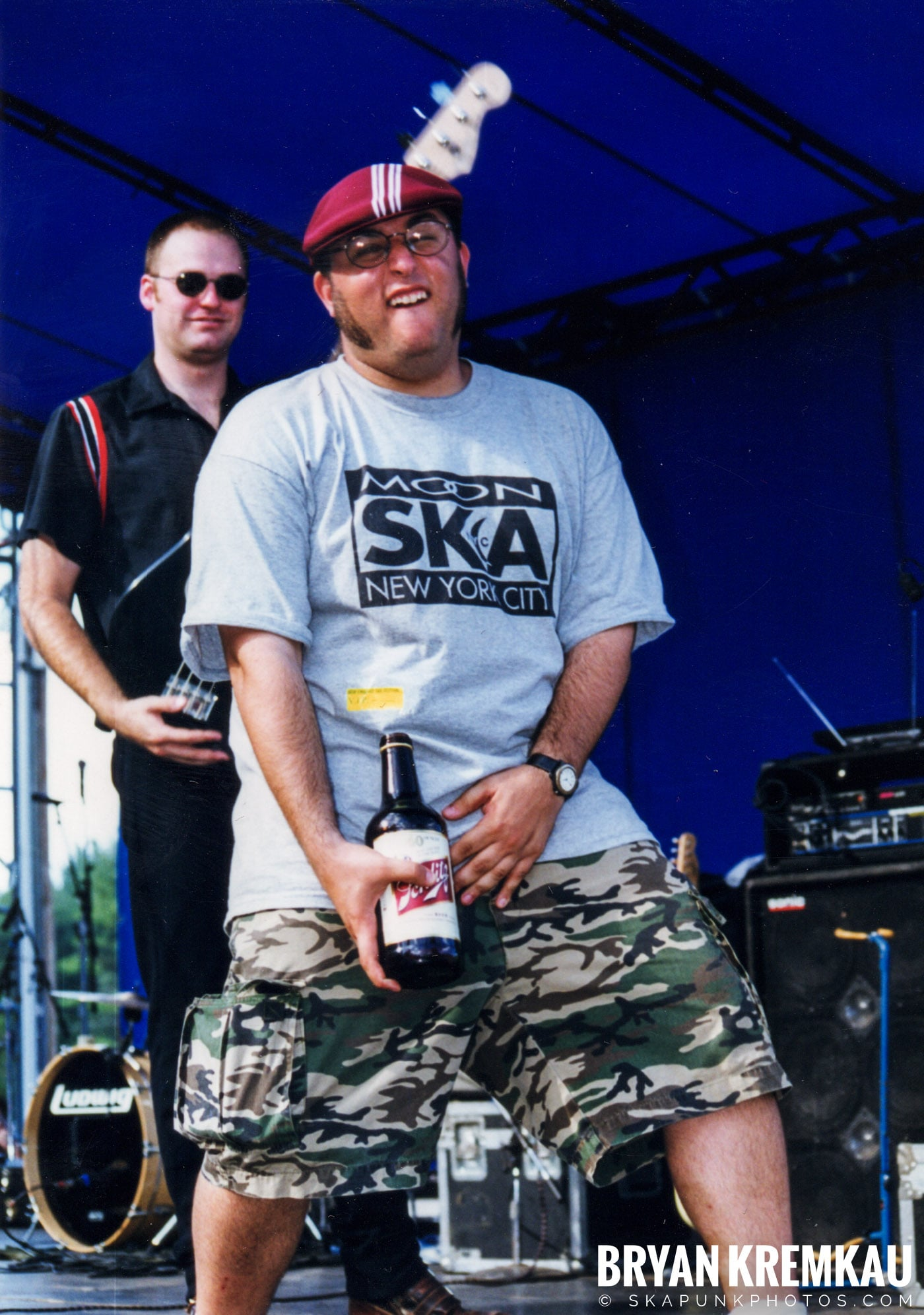 Crowd Shots @ New England Ska Fest 98, Westford, MA - 8.22.98 (12)