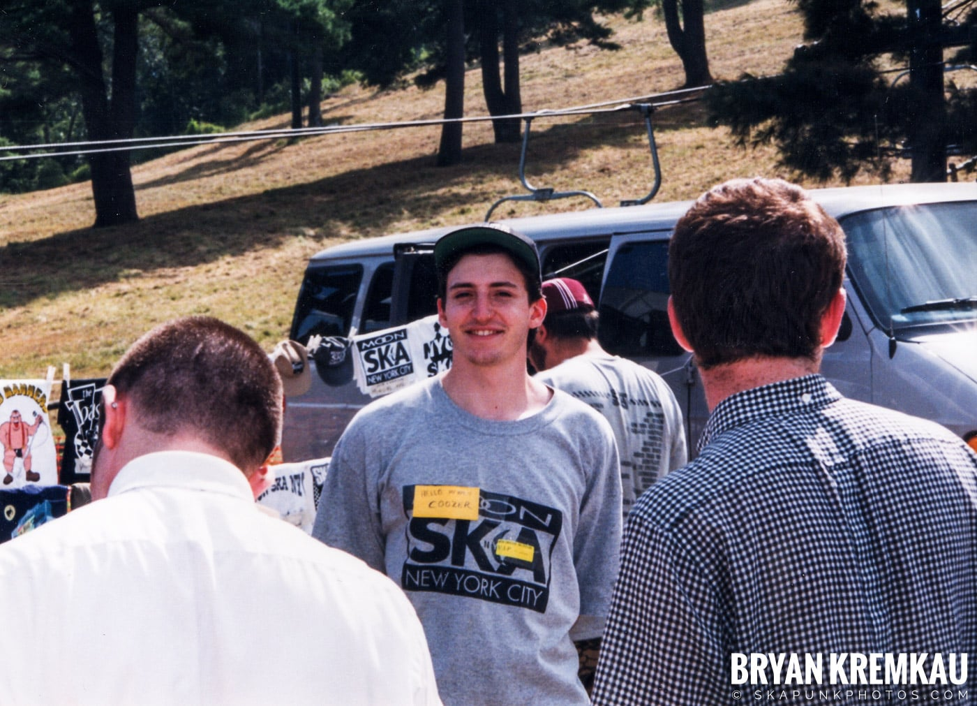 Crowd Shots @ New England Ska Fest 98, Westford, MA - 8.22.98 (7)