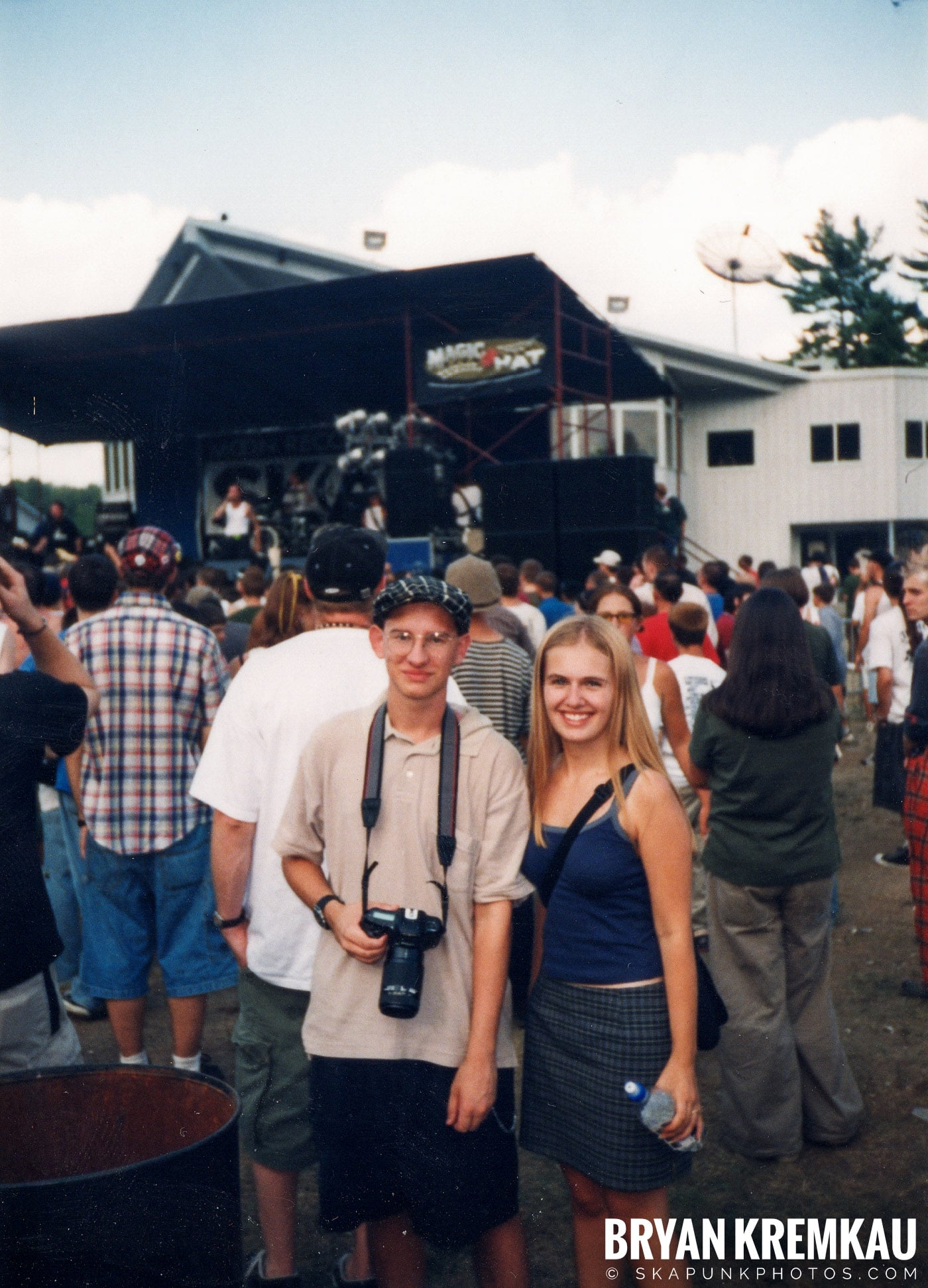 Crowd Shots @ New England Ska Fest 98, Westford, MA - 8.22.98 (1)