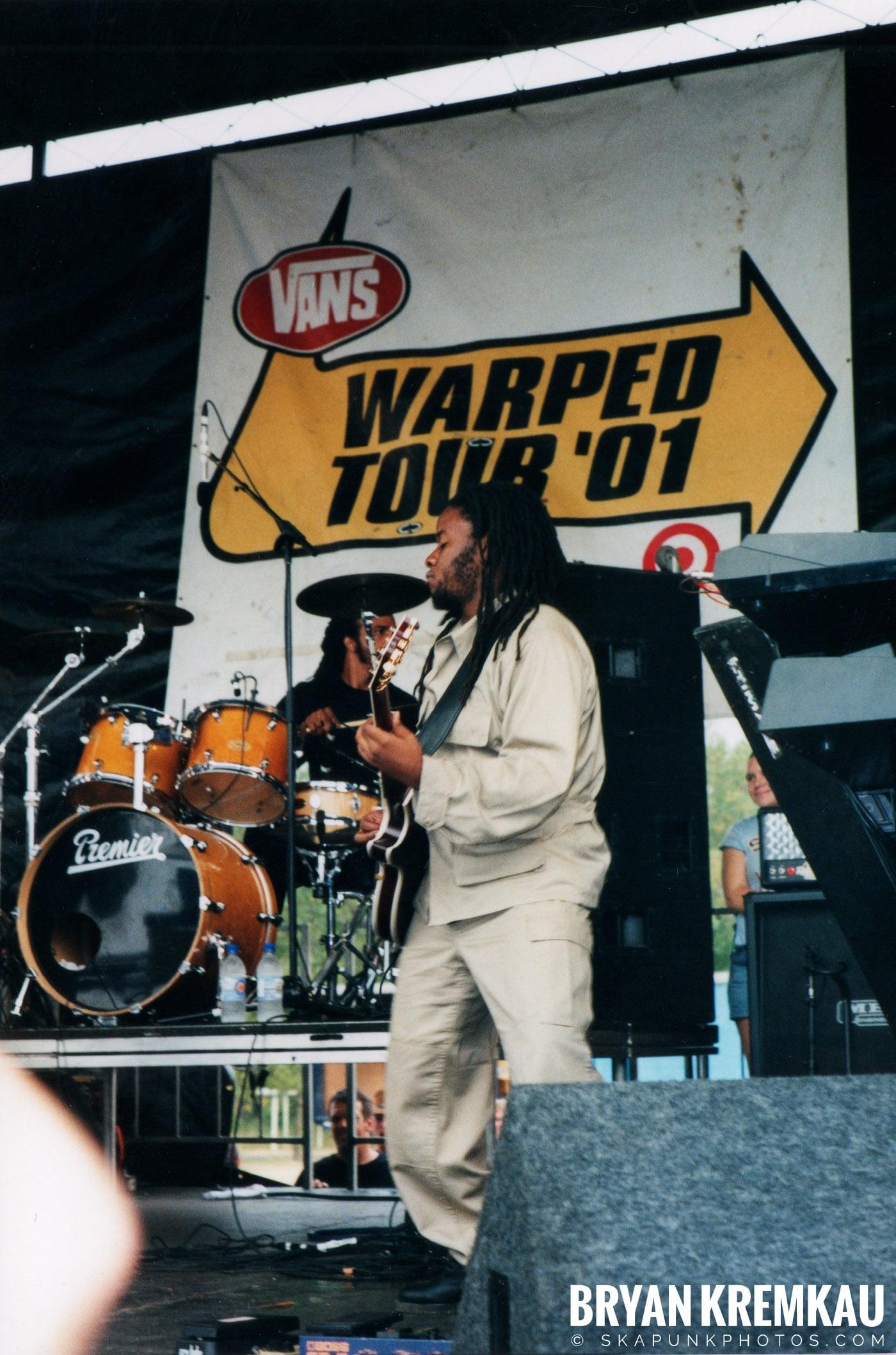 Morgan Heritage @ Vans Warped Tour, Randall's Island, NYC - 8.4.01 (13)
