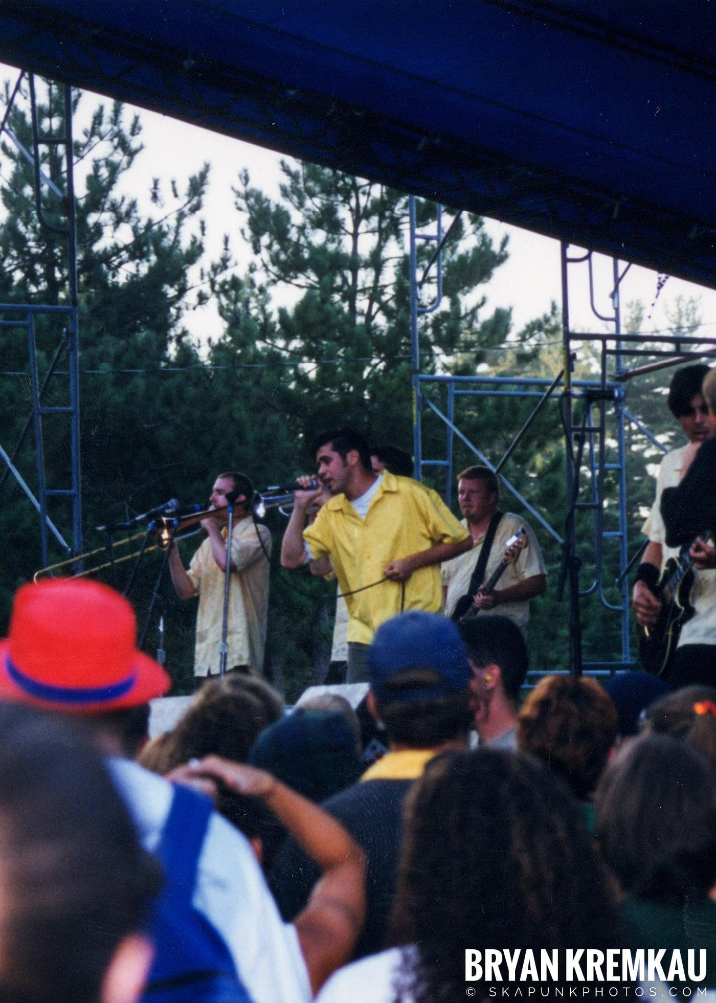 Mustard Plug @ New England Ska Fest 98, Westford, MA - 8.22.98 (9)