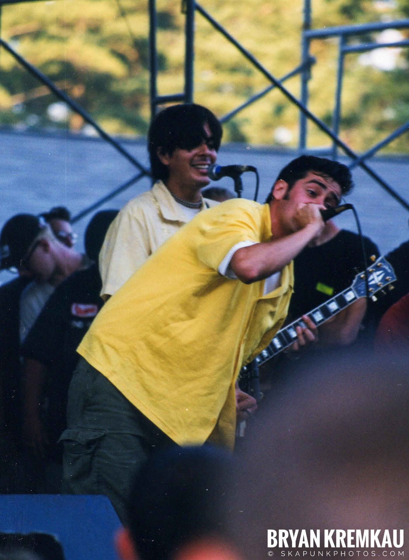 Mustard Plug @ New England Ska Fest 98, Westford, MA - 8.22.98 (8)