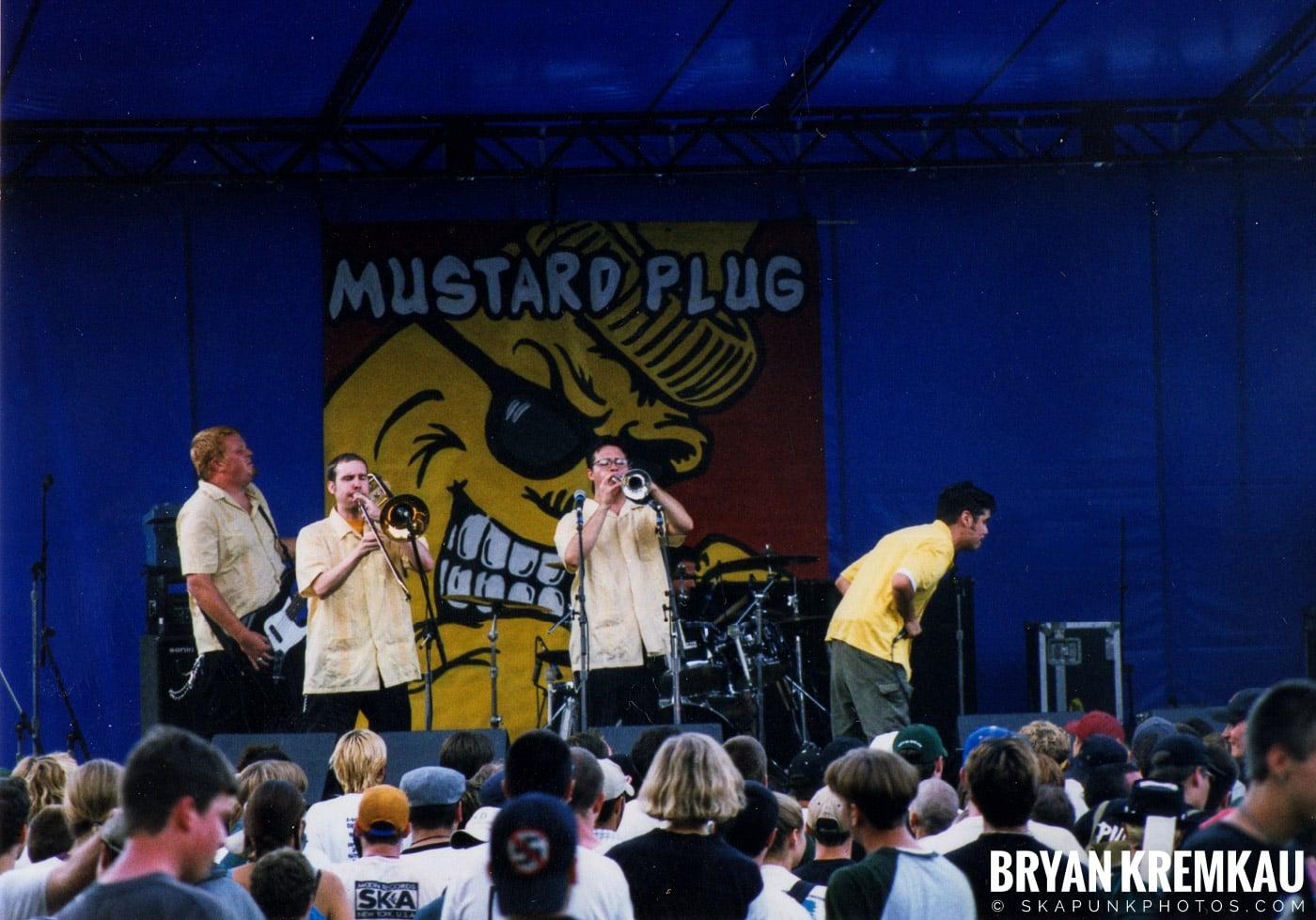 Mustard Plug @ New England Ska Fest 98, Westford, MA - 8.22.98 (7)
