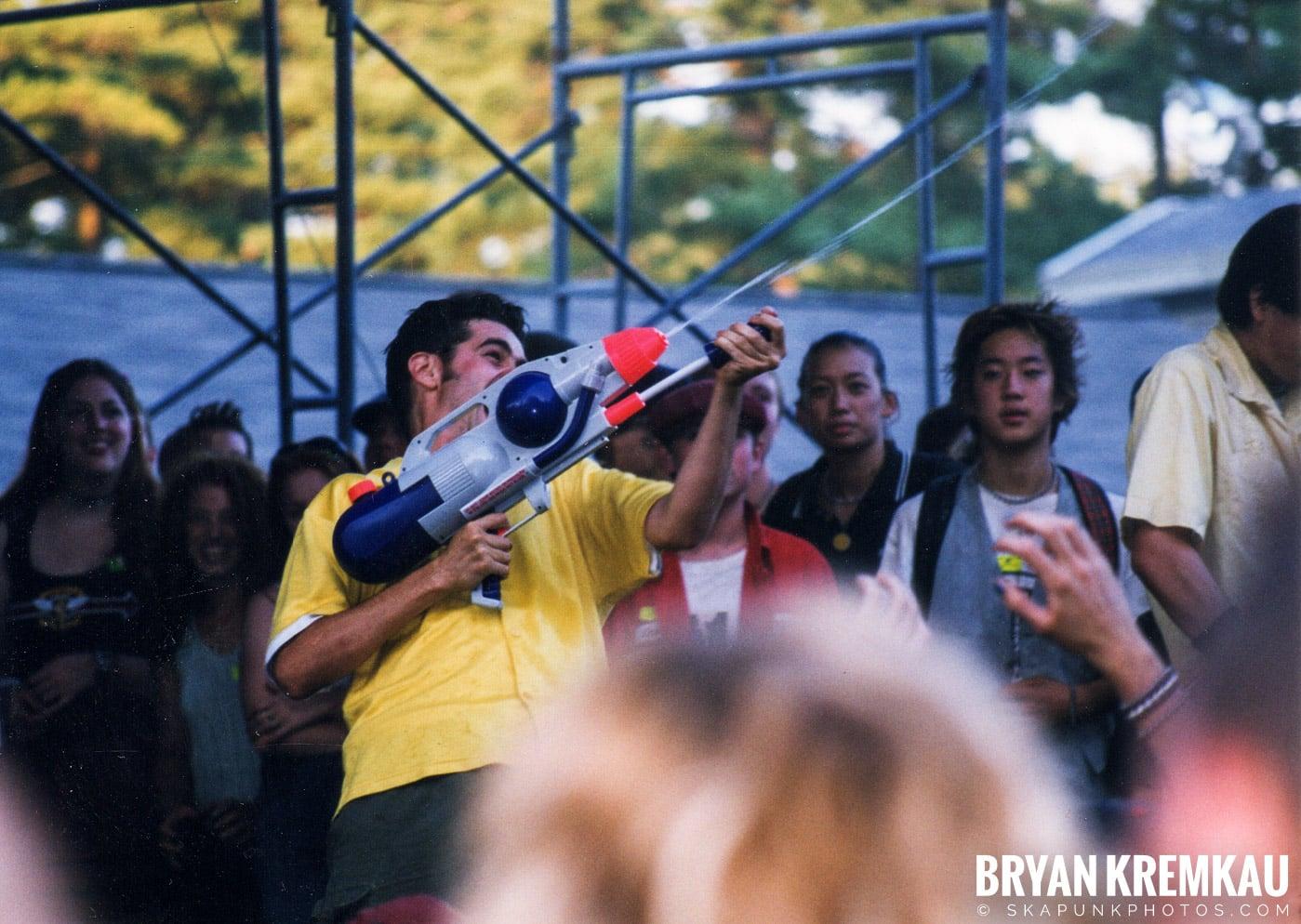 Mustard Plug @ New England Ska Fest 98, Westford, MA - 8.22.98 (6)