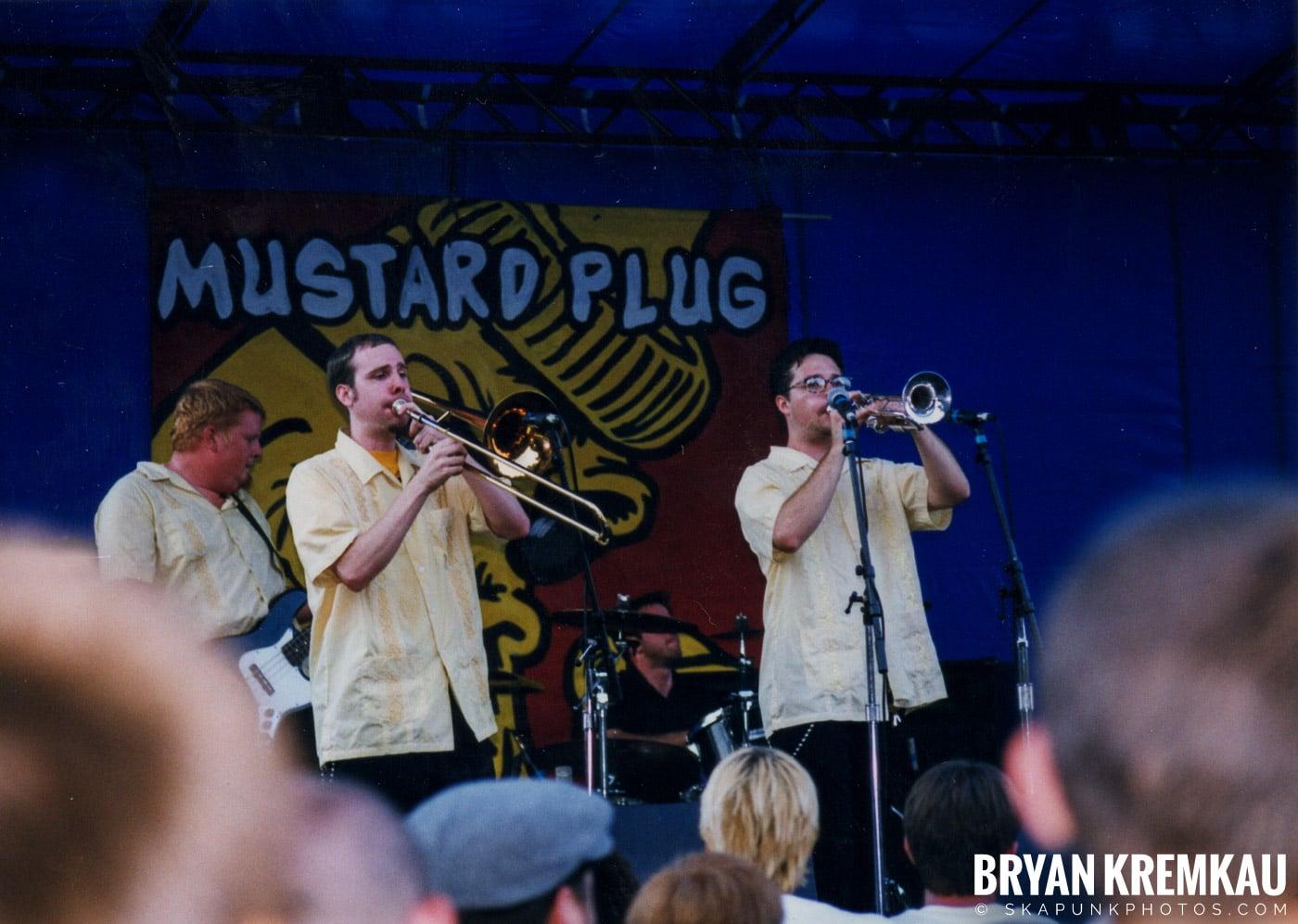 Mustard Plug @ New England Ska Fest 98, Westford, MA - 8.22.98 (5)