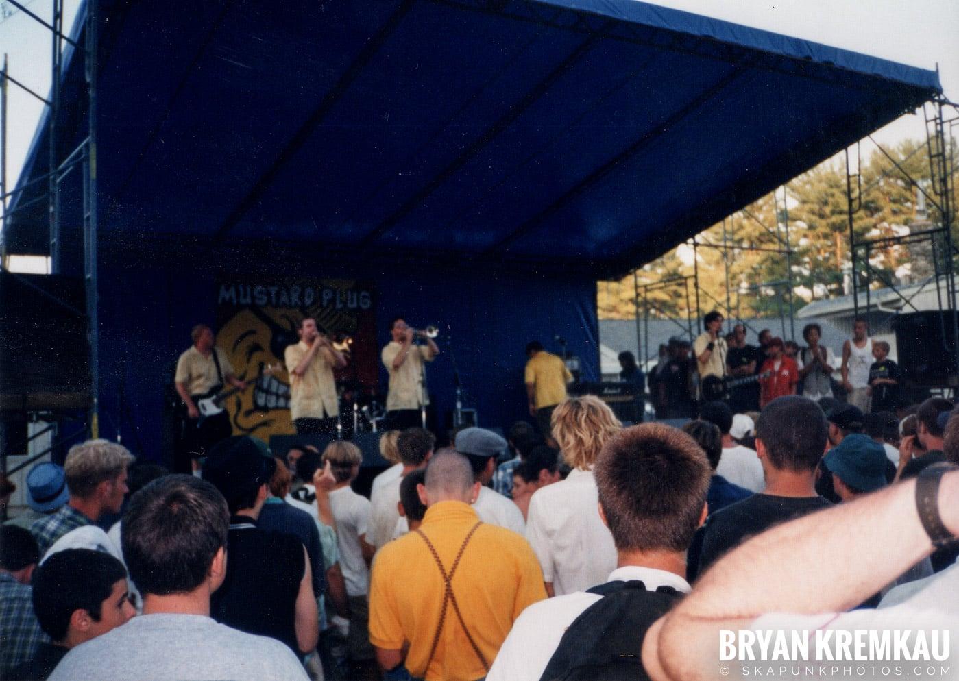 Mustard Plug @ New England Ska Fest 98, Westford, MA - 8.22.98 (4)