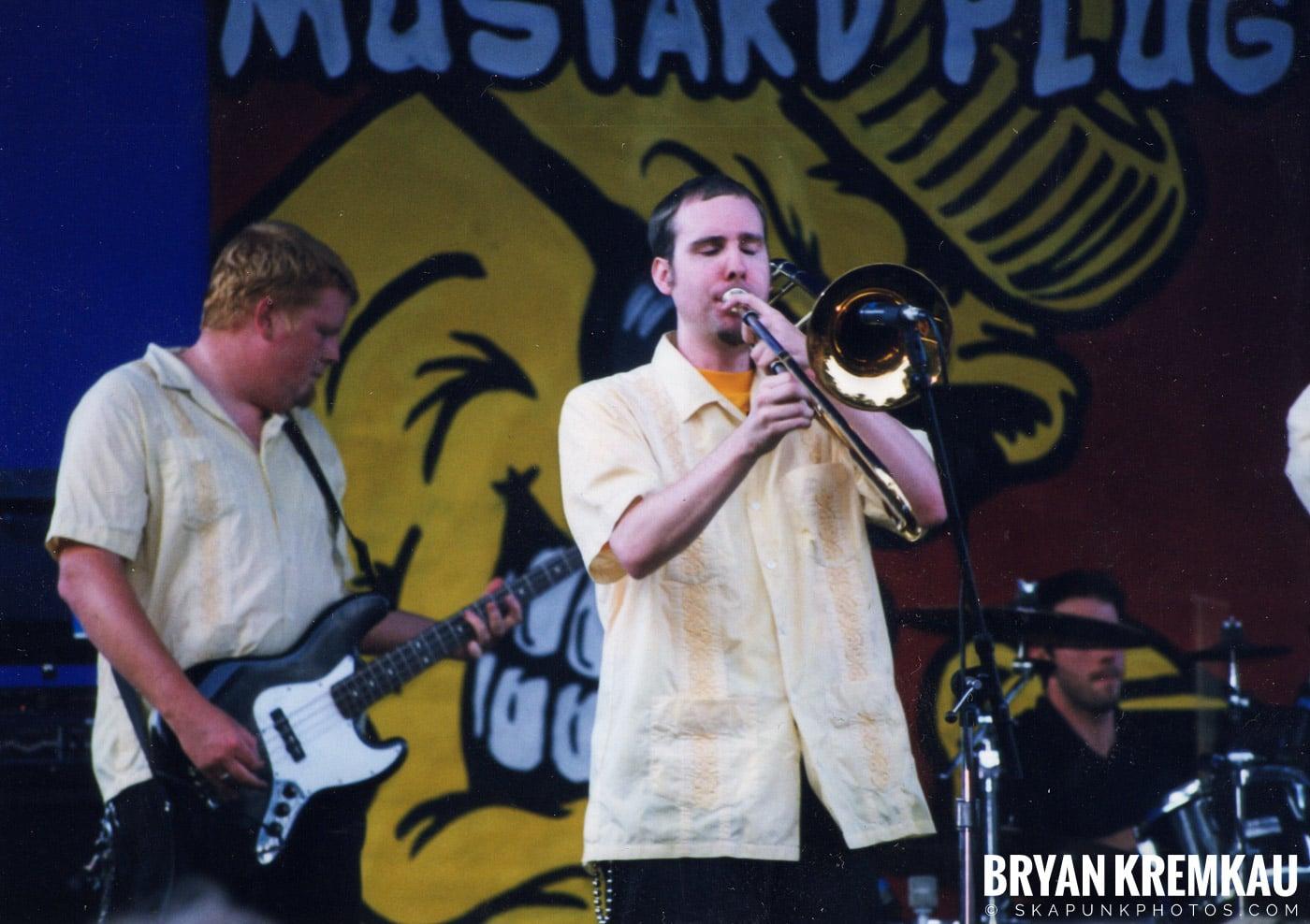 Mustard Plug @ New England Ska Fest 98, Westford, MA - 8.22.98 (2)