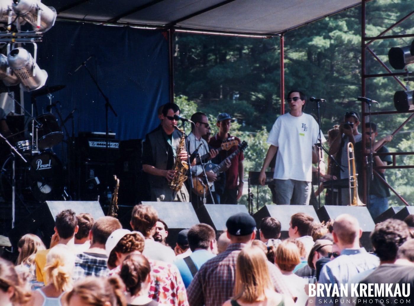 New York Ska Jazz Ensemble @ New England Ska Fest 98, Westford, MA - 8.22.98 (9)