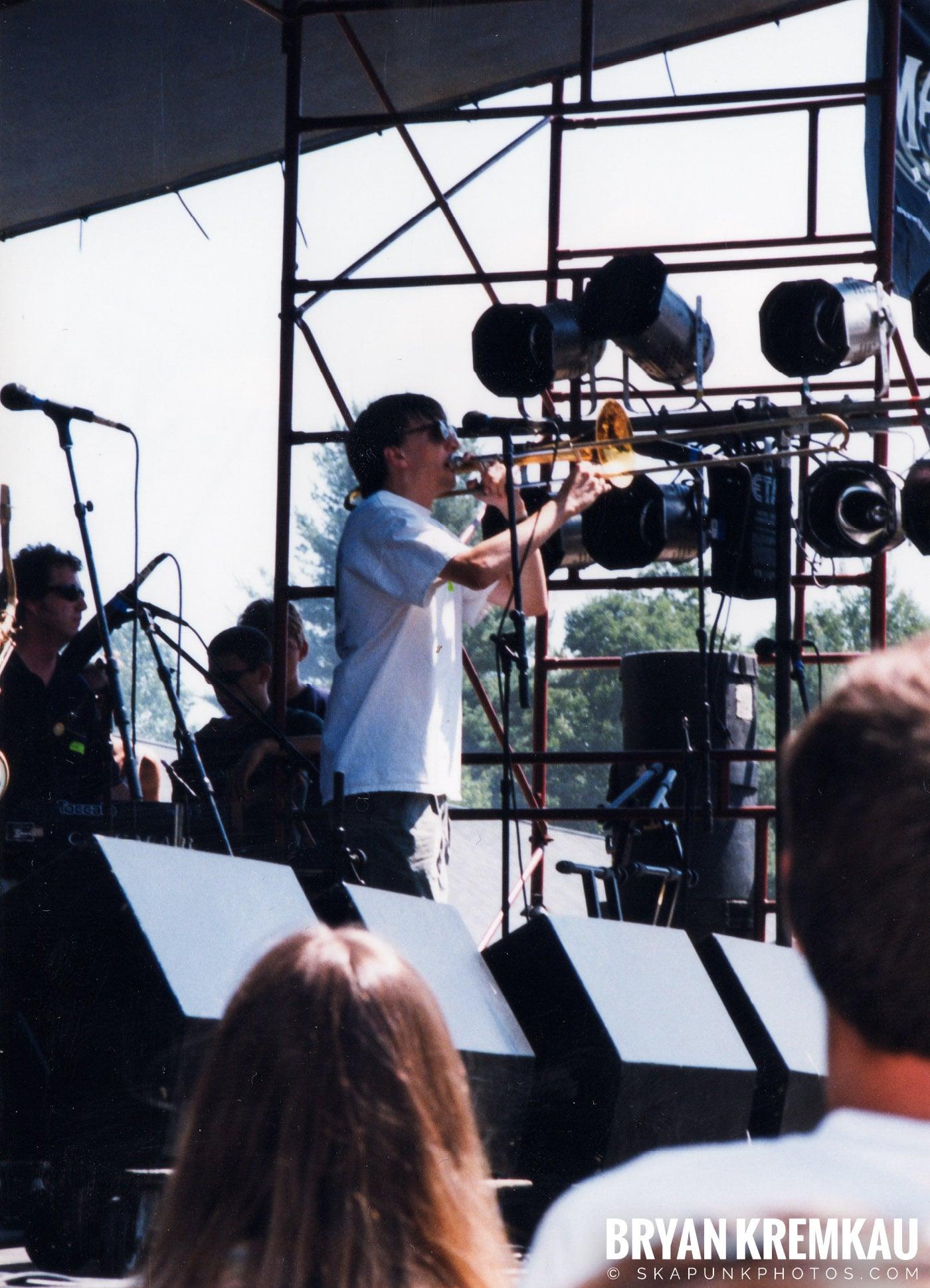 New York Ska Jazz Ensemble @ New England Ska Fest 98, Westford, MA - 8.22.98 (6)