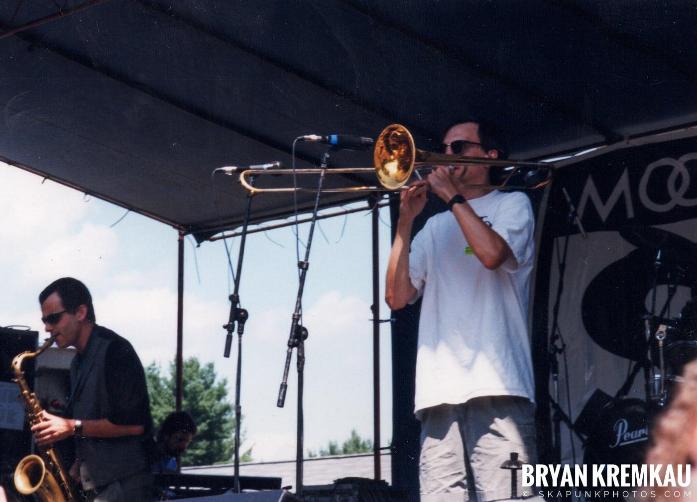 New York Ska Jazz Ensemble @ New England Ska Fest 98, Westford, MA - 8.22.98 (5)
