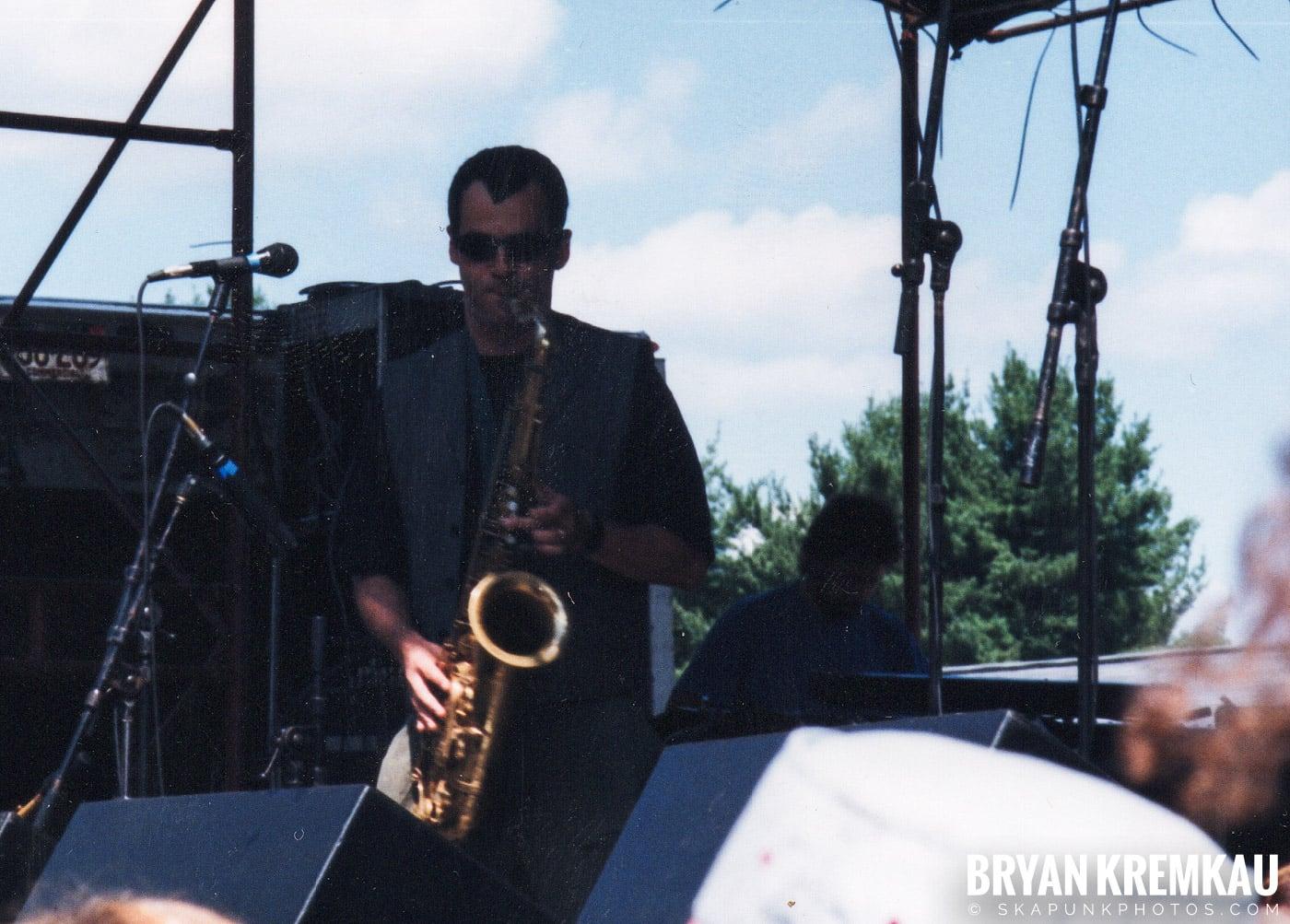 New York Ska Jazz Ensemble @ New England Ska Fest 98, Westford, MA - 8.22.98 (4)