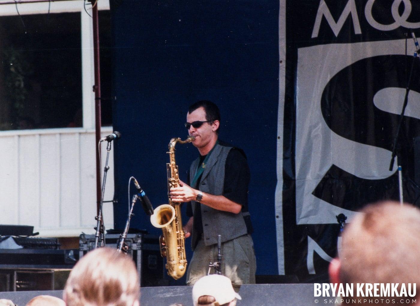 New York Ska Jazz Ensemble @ New England Ska Fest 98, Westford, MA - 8.22.98 (3)